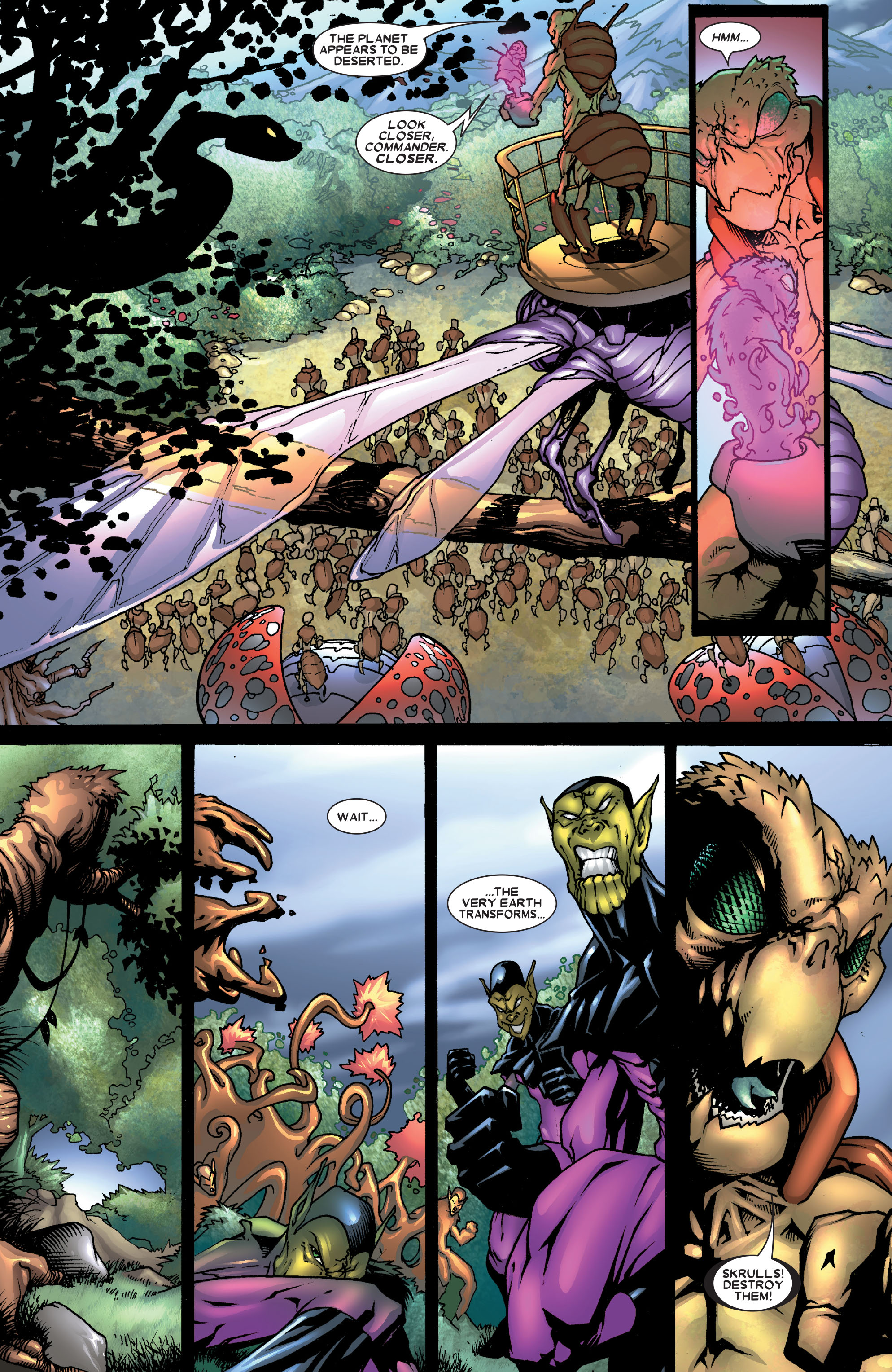 Read online Annihilation: Super-Skrull comic -  Issue #1 - 3
