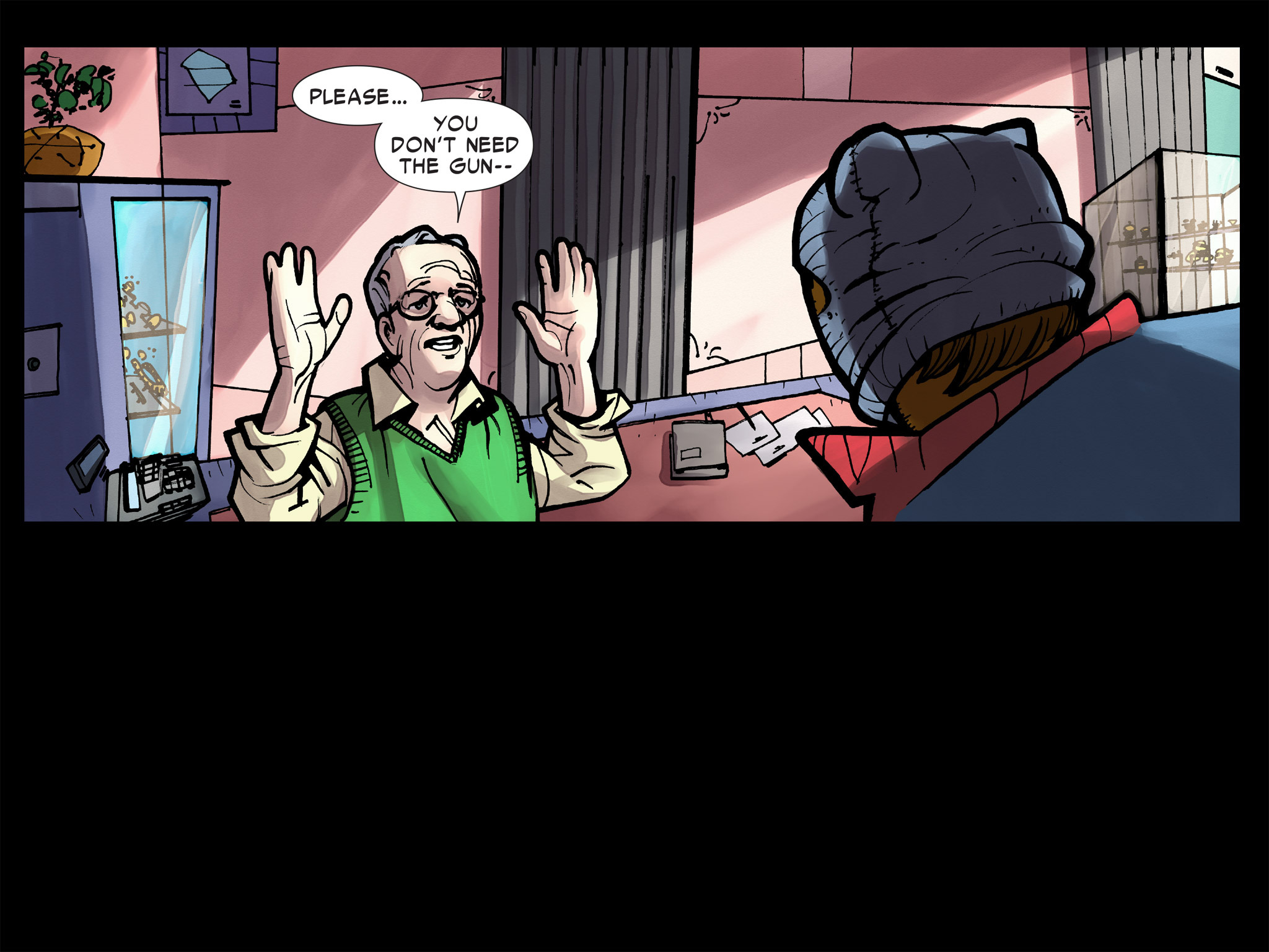 Read online Amazing Spider-Man: Who Am I? comic -  Issue # Full (Part 2) - 54