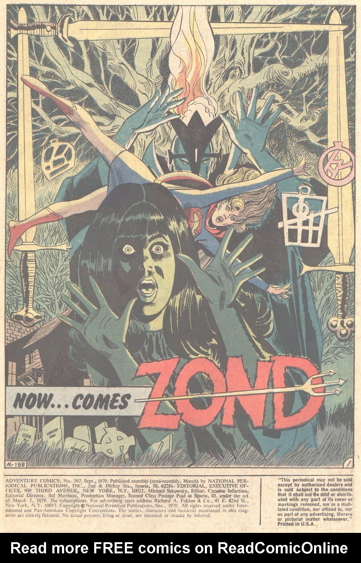 Read online Adventure Comics (1938) comic -  Issue #397 - 3