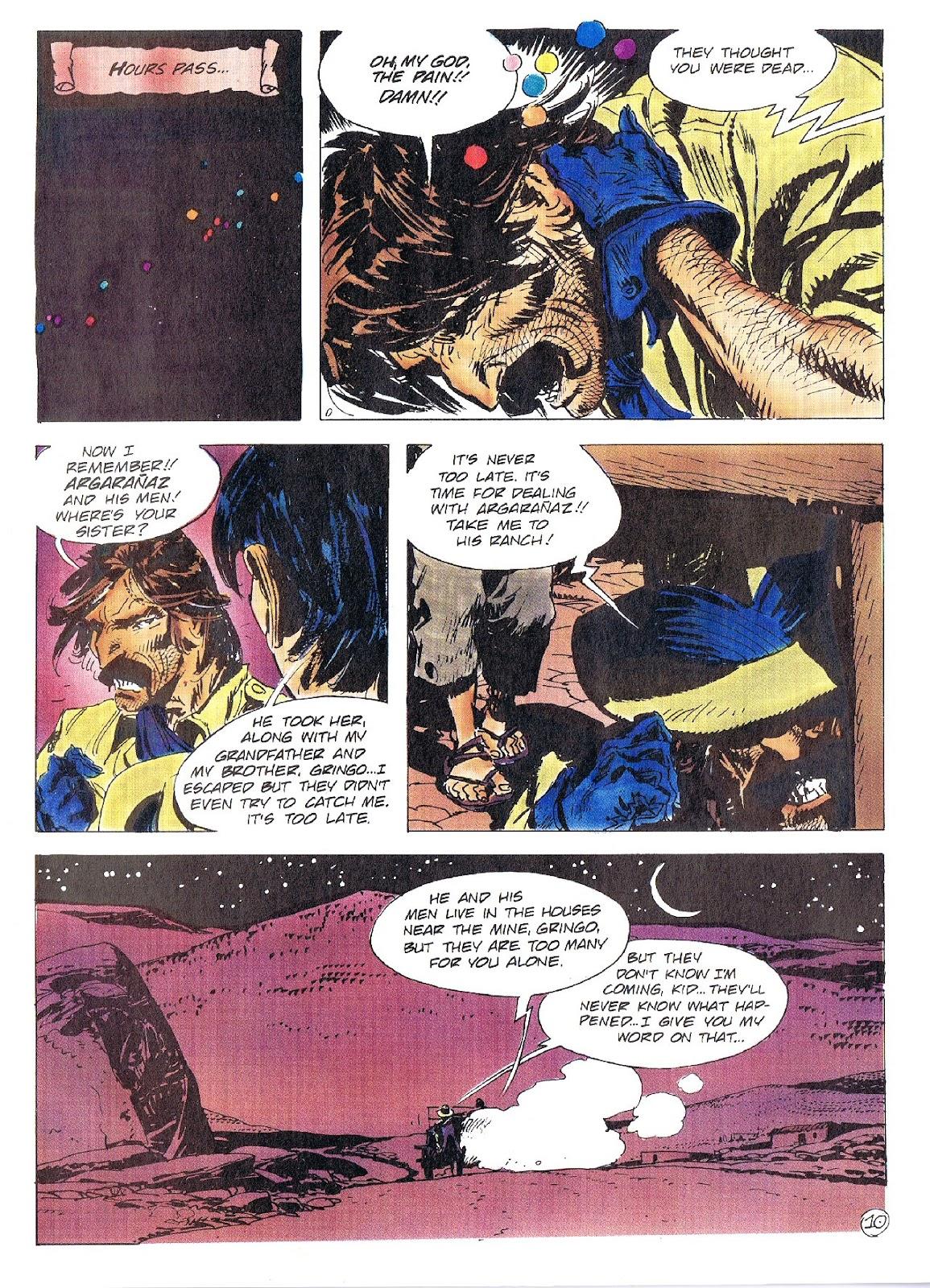 Read online Merchants of Death comic -  Issue #4 - 28