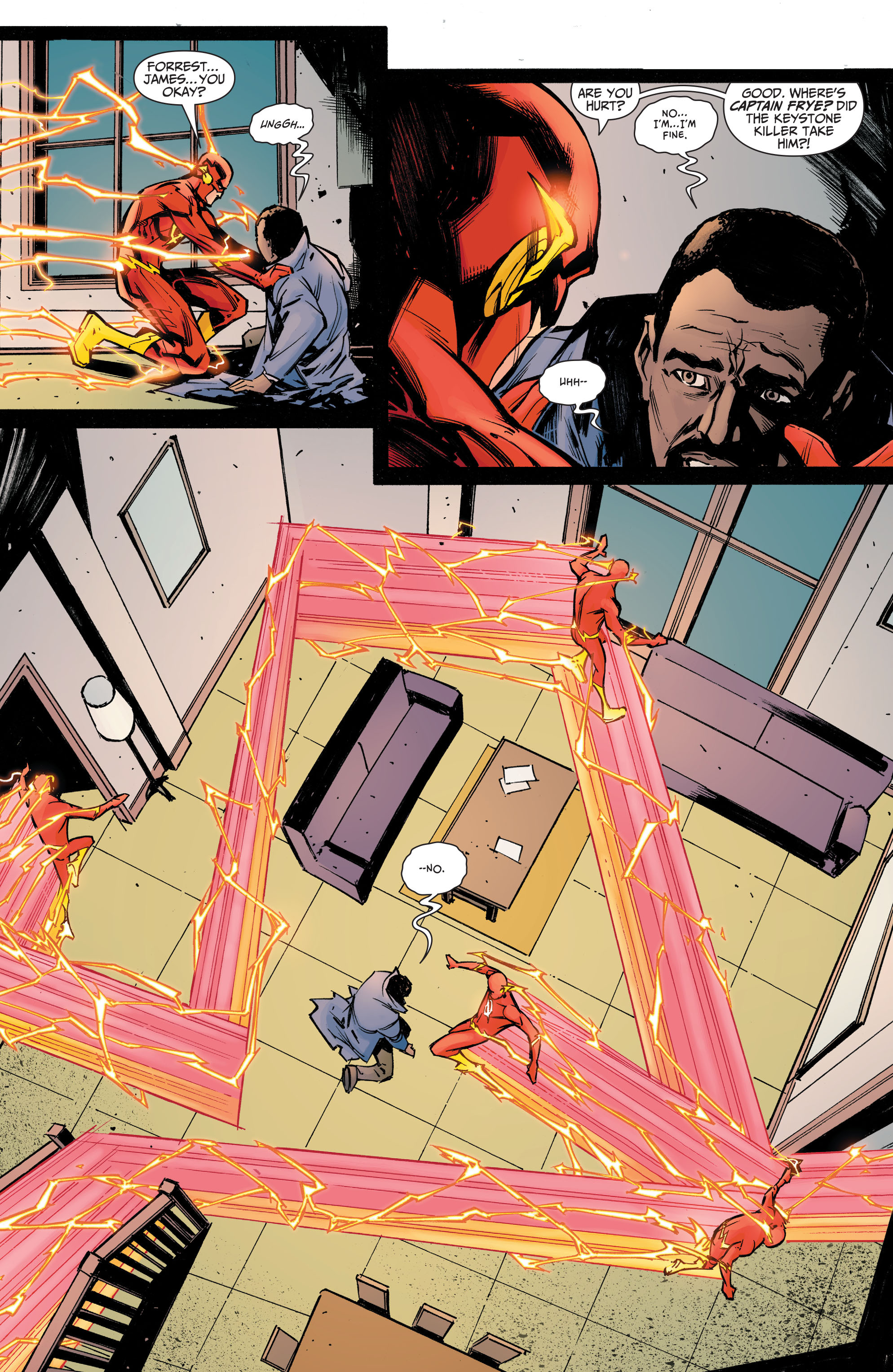 Read online The Flash (2011) comic -  Issue # _TPB 5 - 110