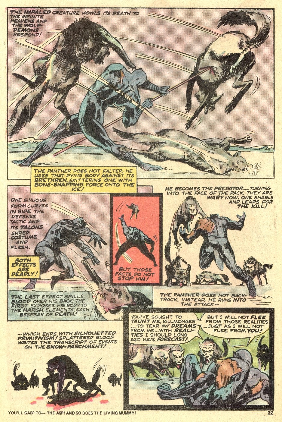 Jungle Action (1972) issue 12 - Page 23