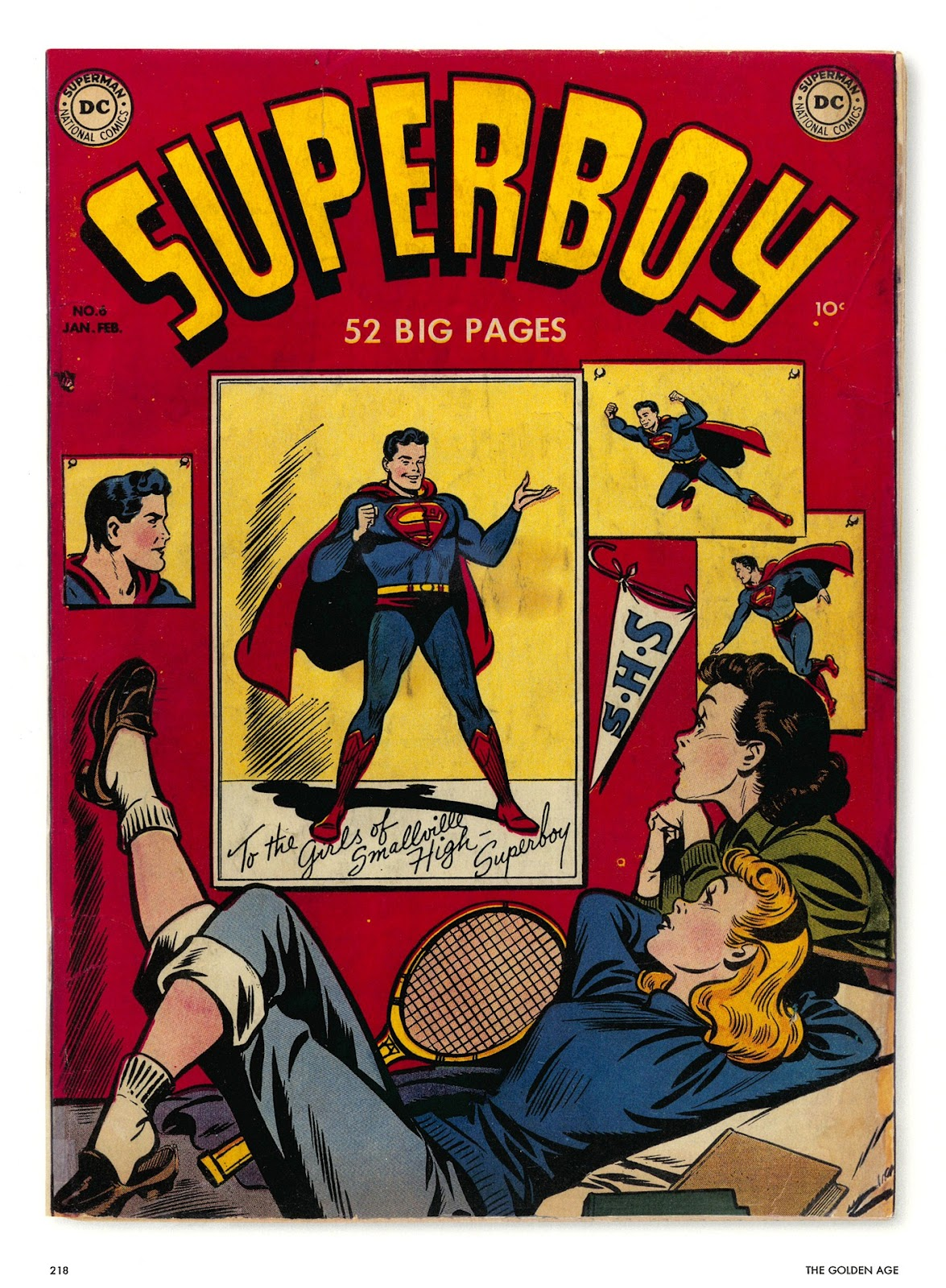 Read online 75 Years Of DC Comics comic -  Issue # TPB (Part 3) - 30