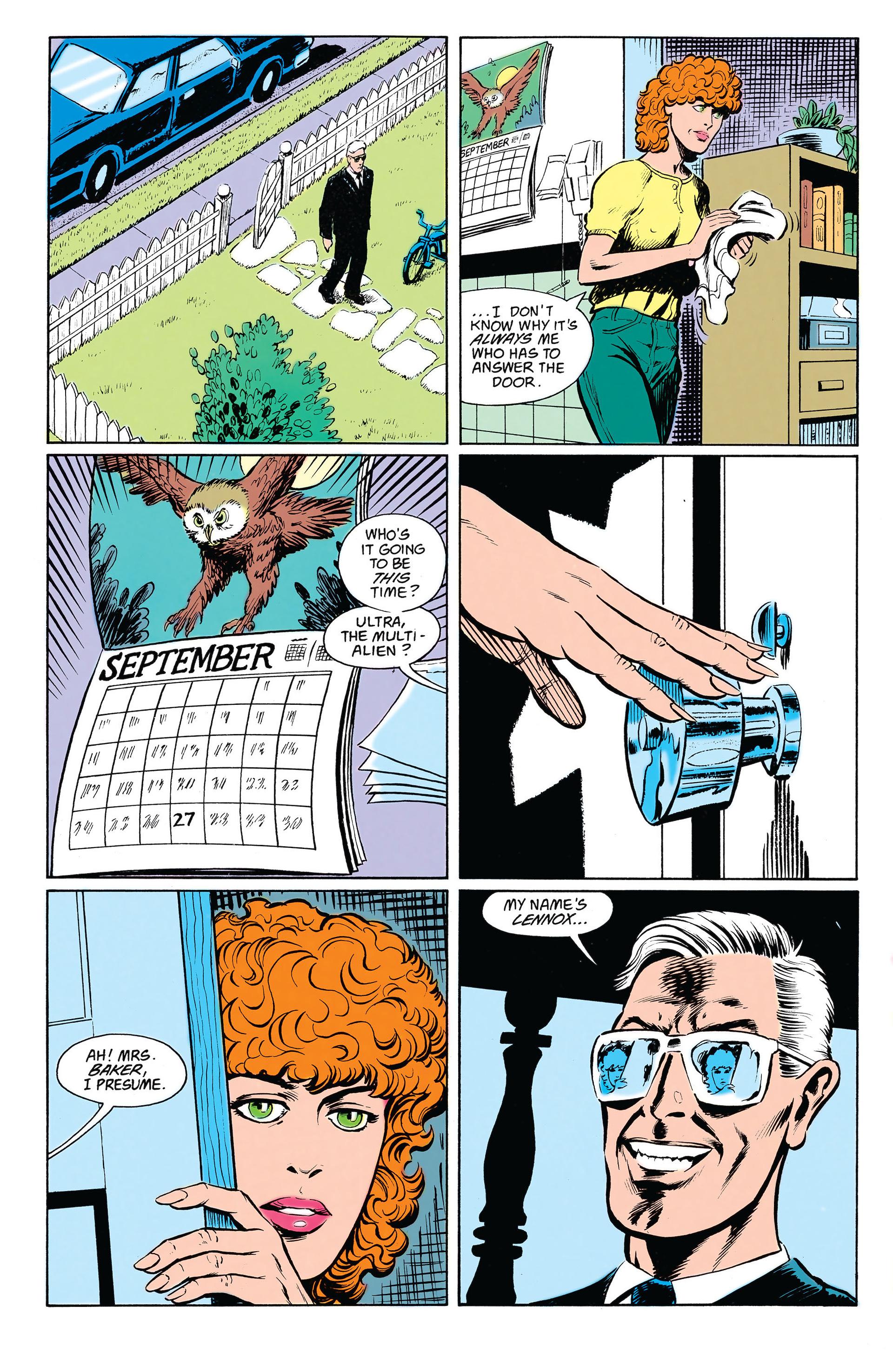 Read online Animal Man (1988) comic -  Issue #18 - 25