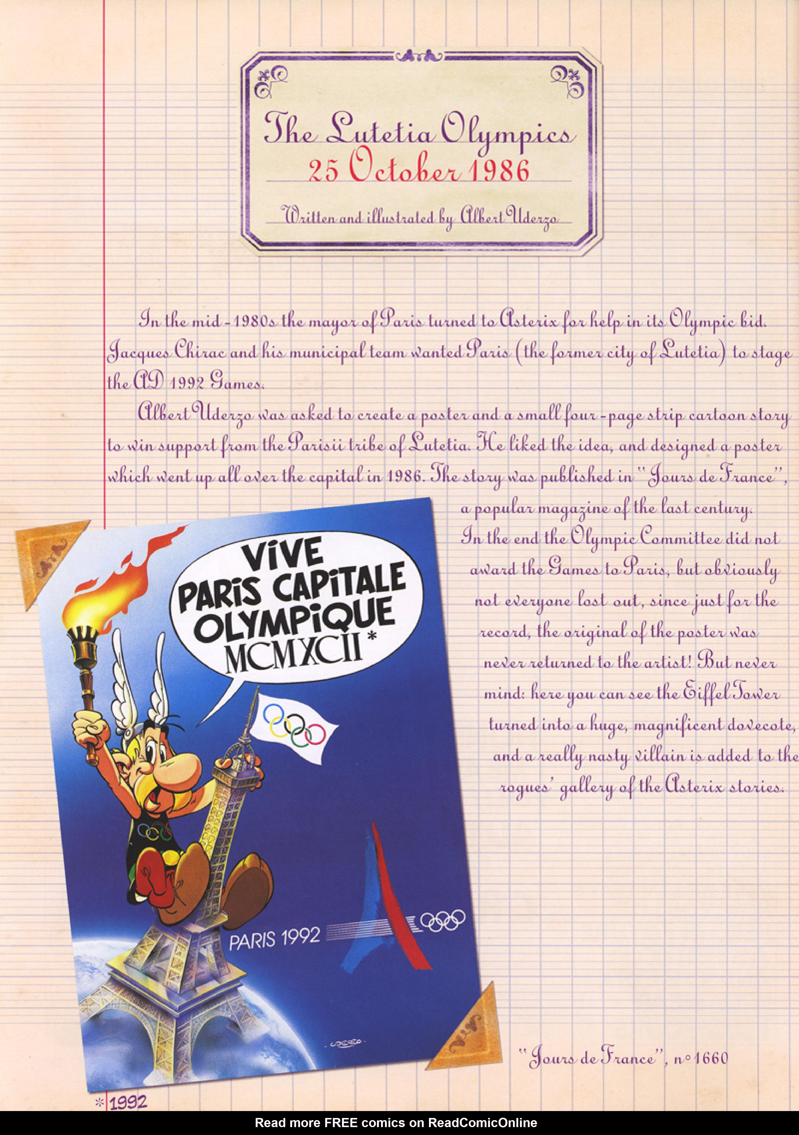 Read online Asterix comic -  Issue #32 - 35