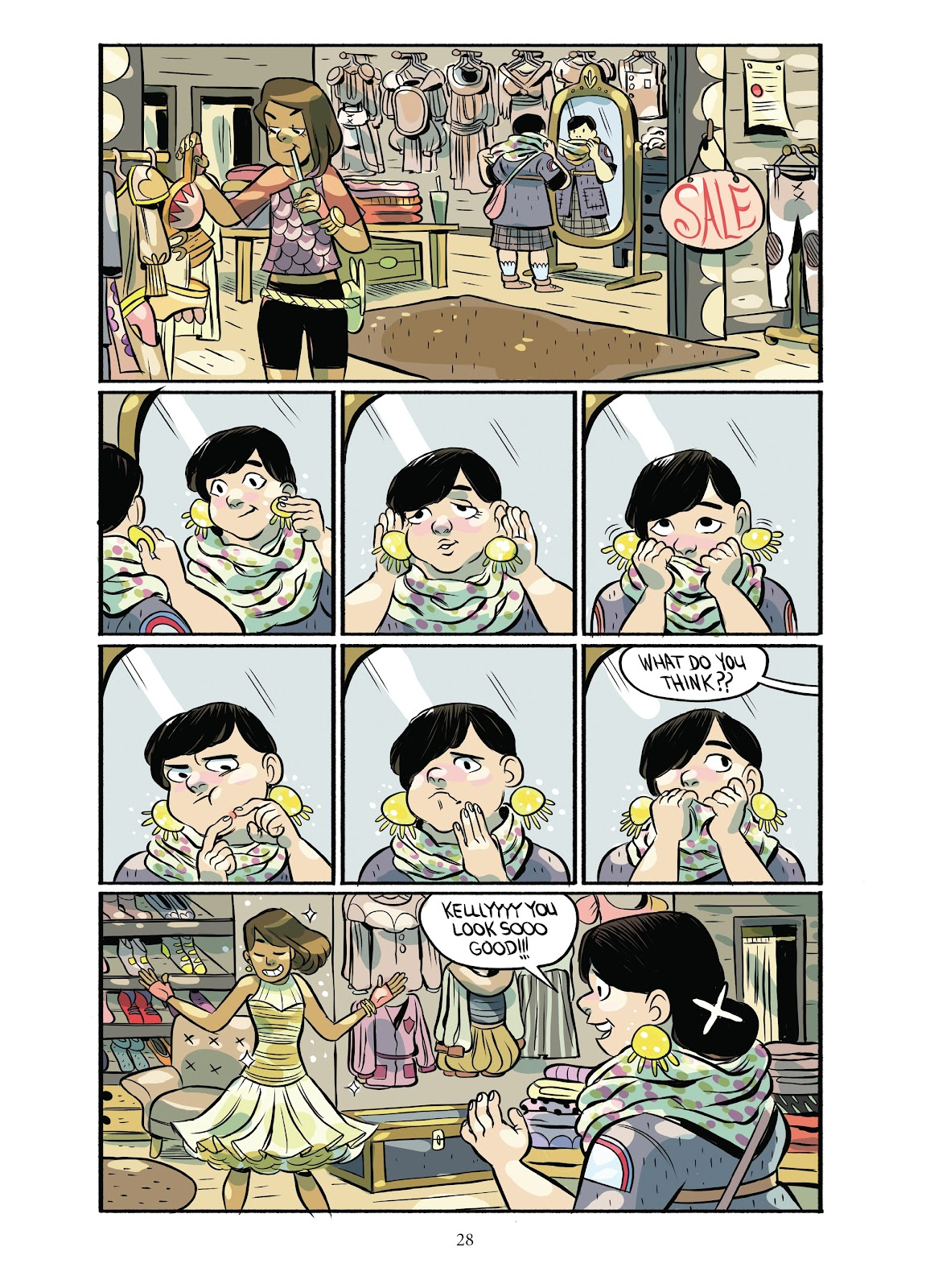 Read online Girl Town comic -  Issue # TPB (Part 1) - 29