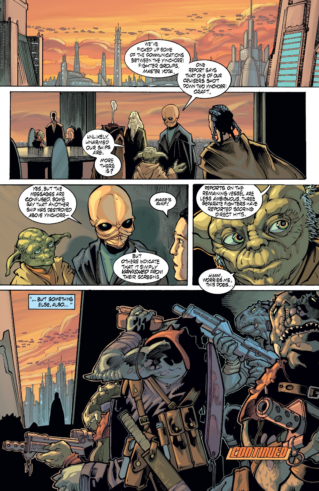 Read online Star Wars Legends: Rise of the Sith - Epic Collection comic -  Issue # TPB 1 (Part 4) - 89