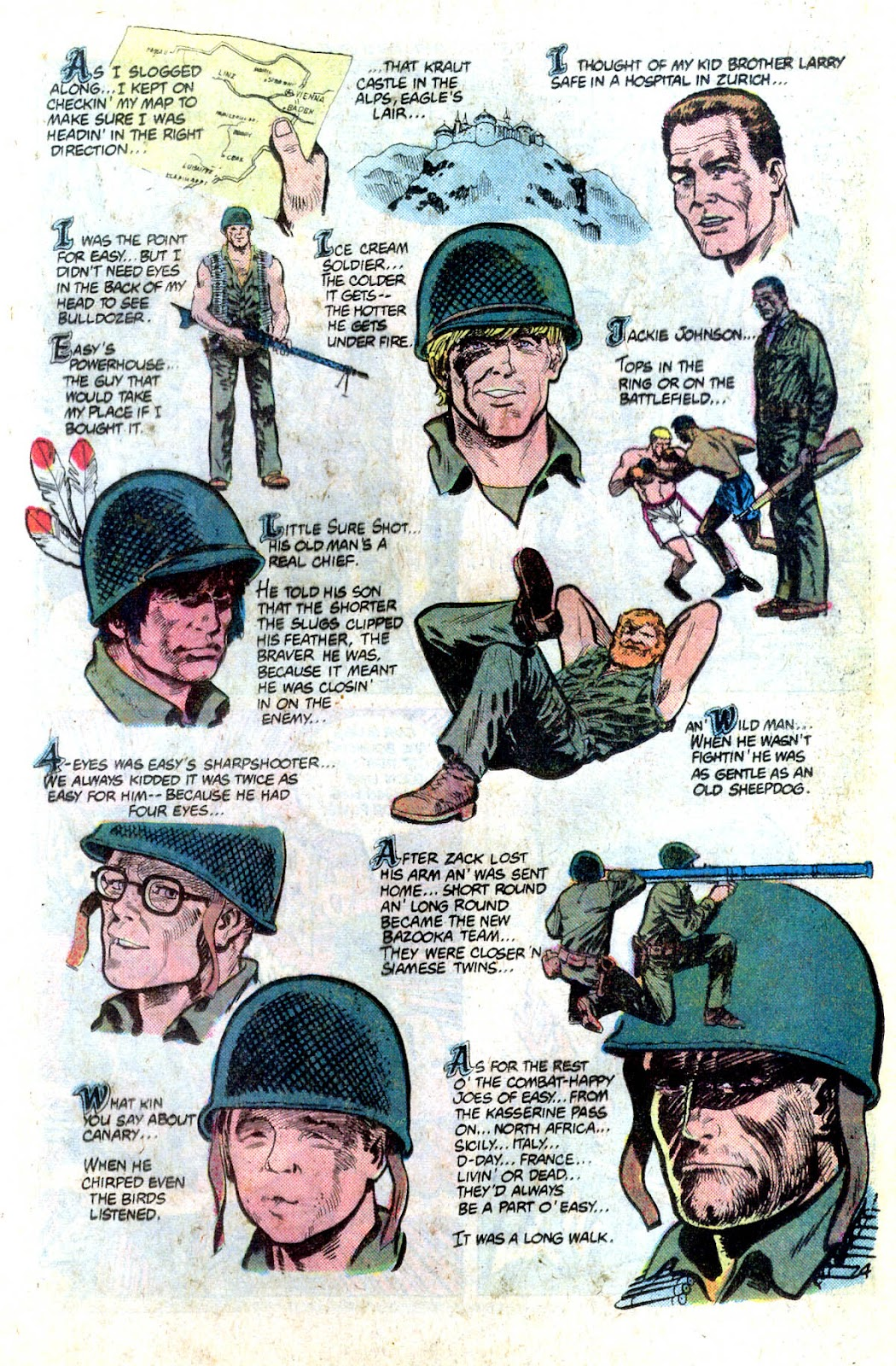 Sgt. Rock issue Annual 2 - Page 26