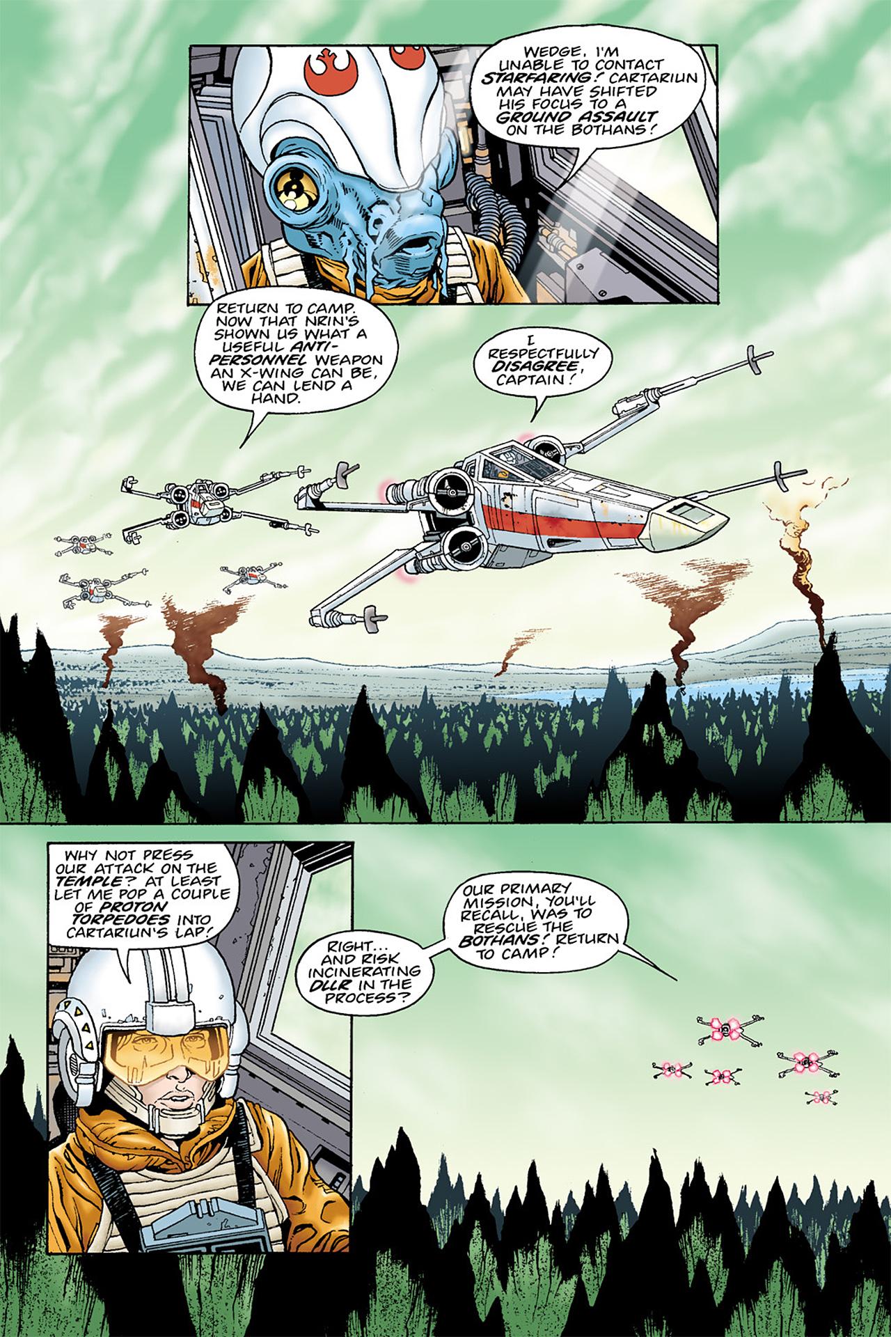 Read online Star Wars Omnibus comic -  Issue # Vol. 2 - 273