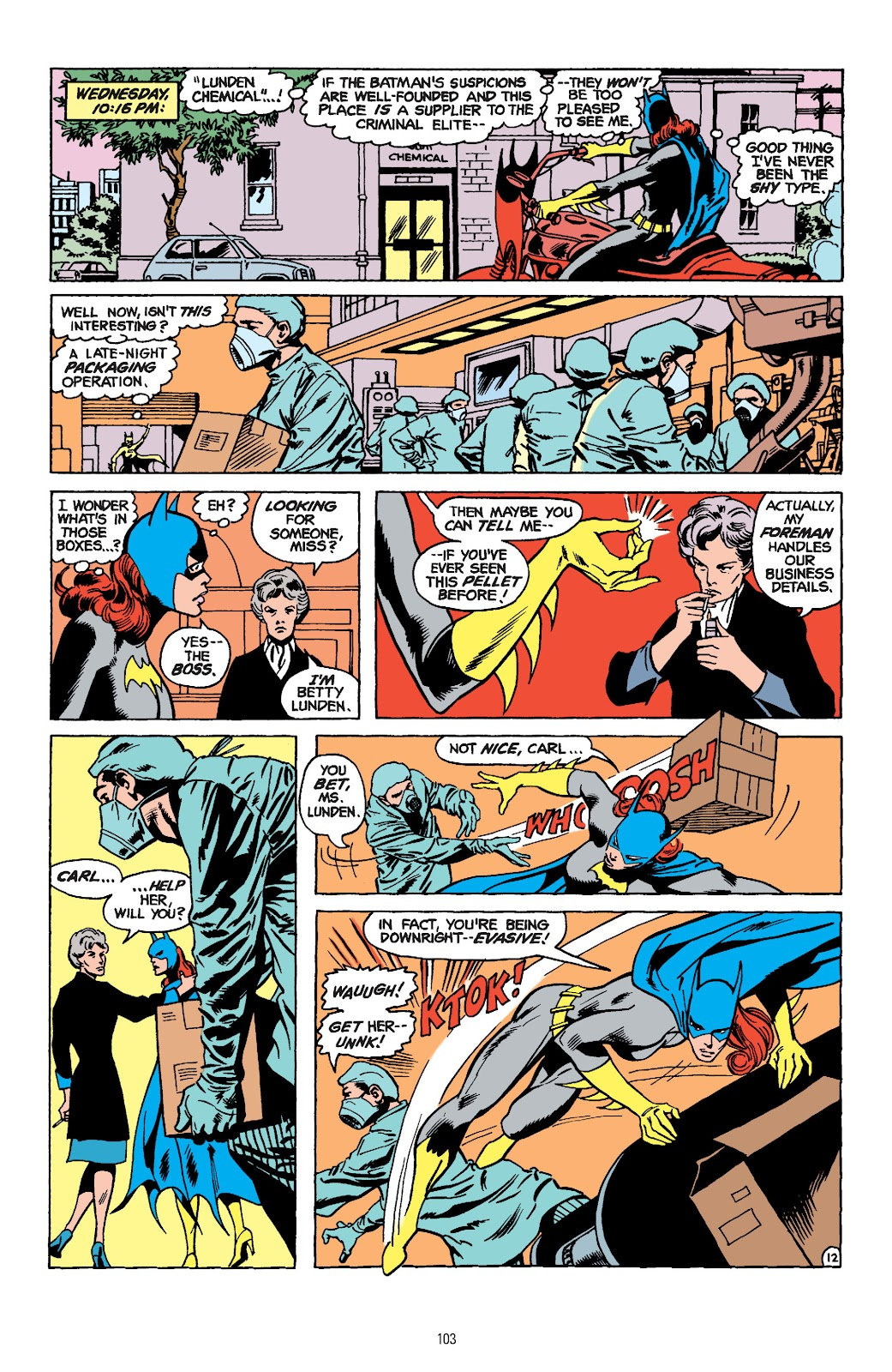Read online Batman Arkham: Scarecrow comic -  Issue # TPB (Part 2) - 3
