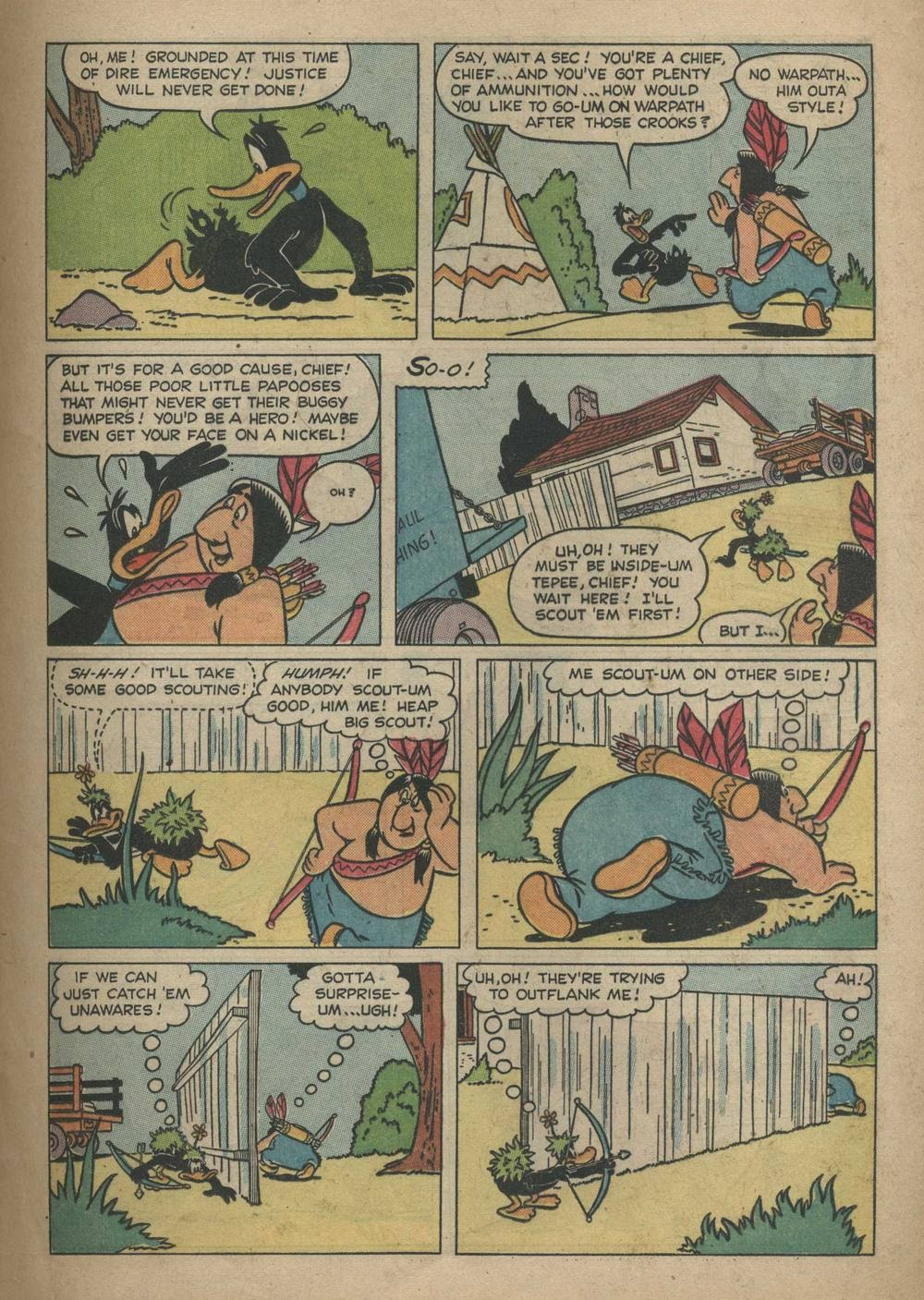 Daffy issue 4 - Page 13