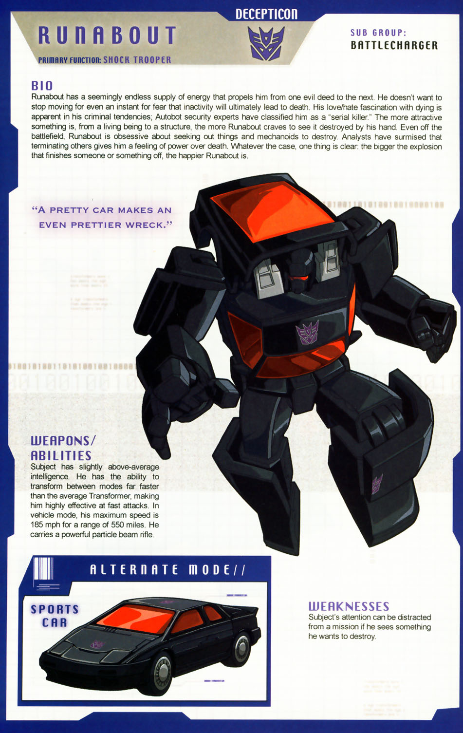 Read online Transformers: More than Meets the Eye comic -  Issue #5 - 45