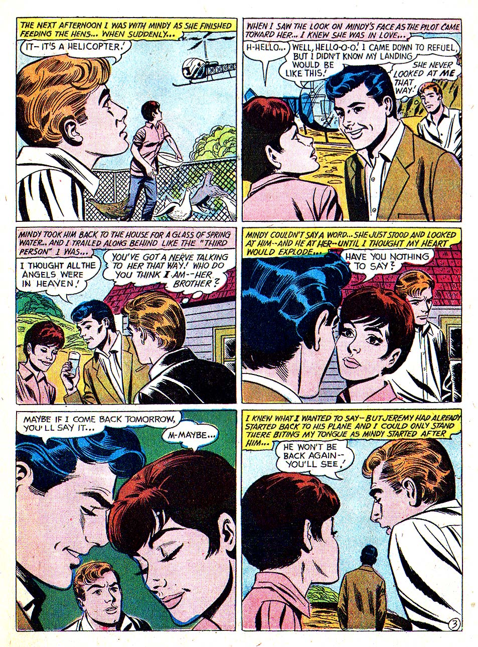Young Romance issue 149 - Page 11