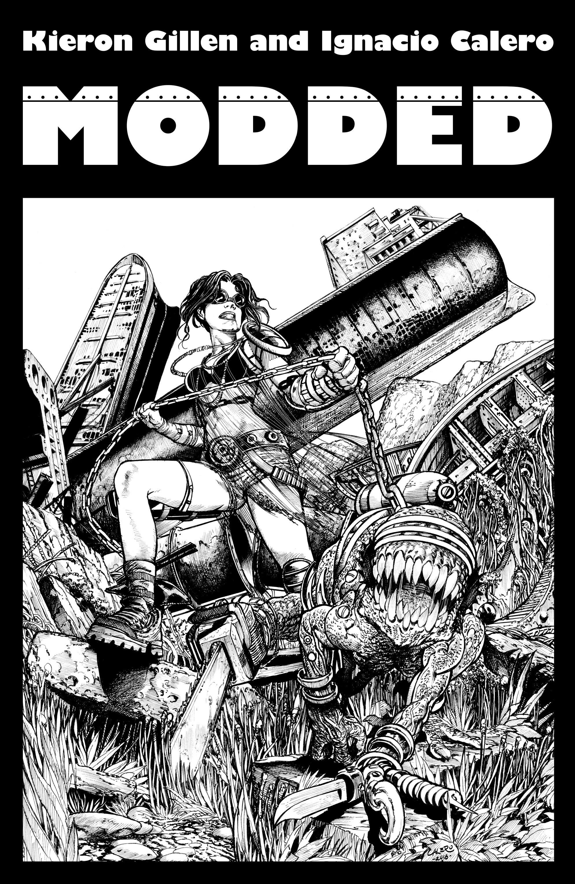 Read online Alan Moore's Cinema Purgatorio comic -  Issue #1 - 23
