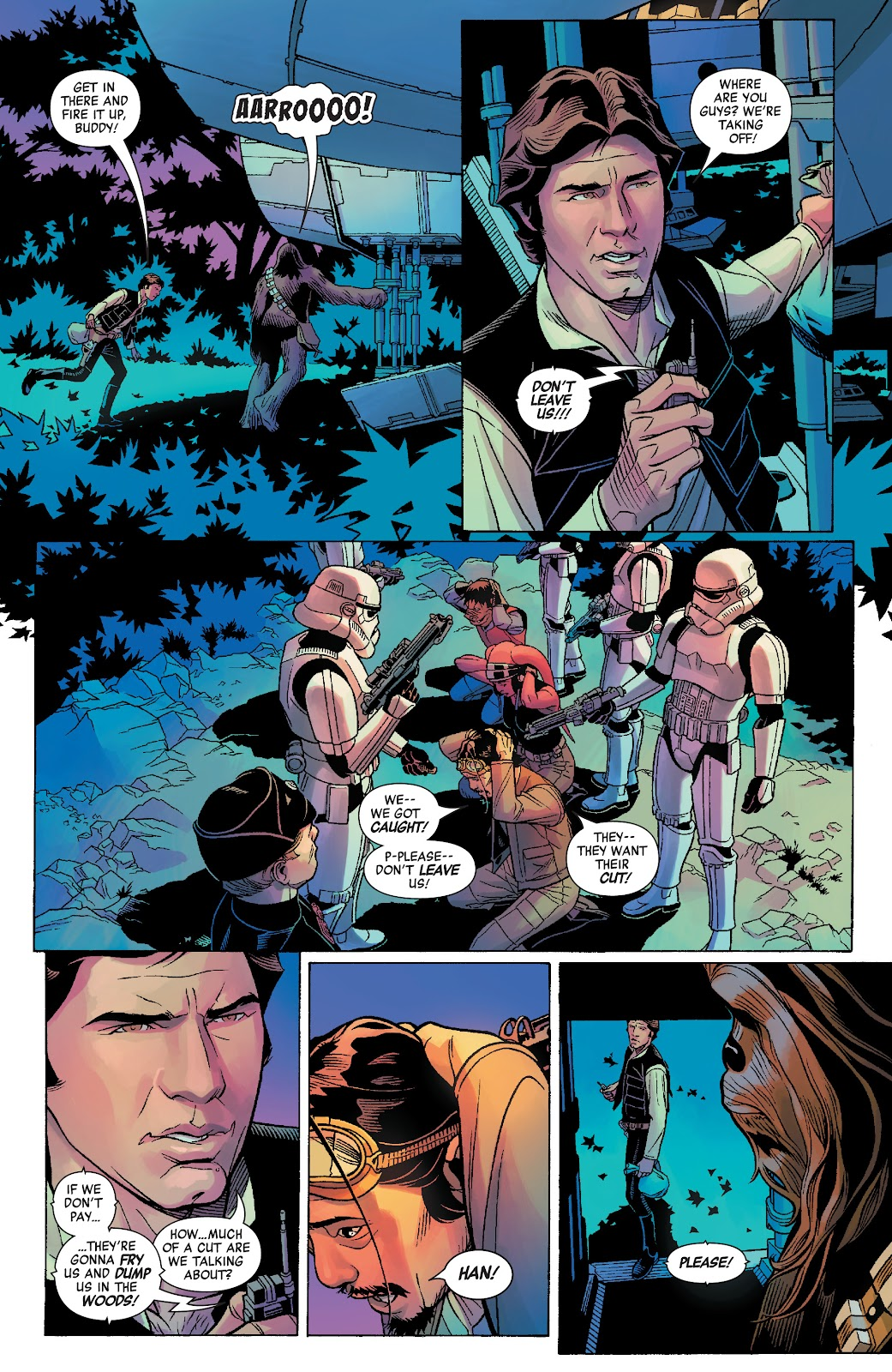 Read online Star Wars: Age of Rebellion - Heroes comic -  Issue # TPB - 42