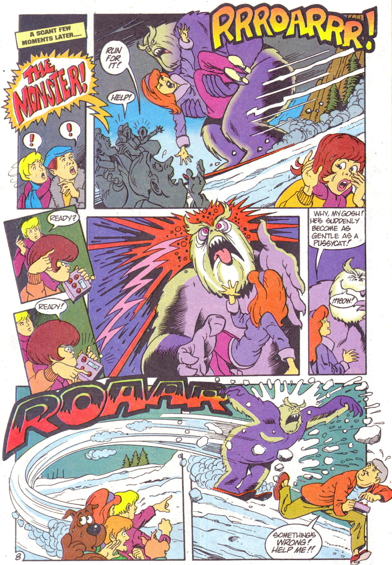Read online Scooby-Doo (1995) comic -  Issue #2 - 22