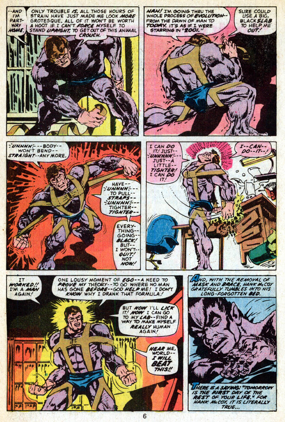 The Avengers (1963) 136 Page 4