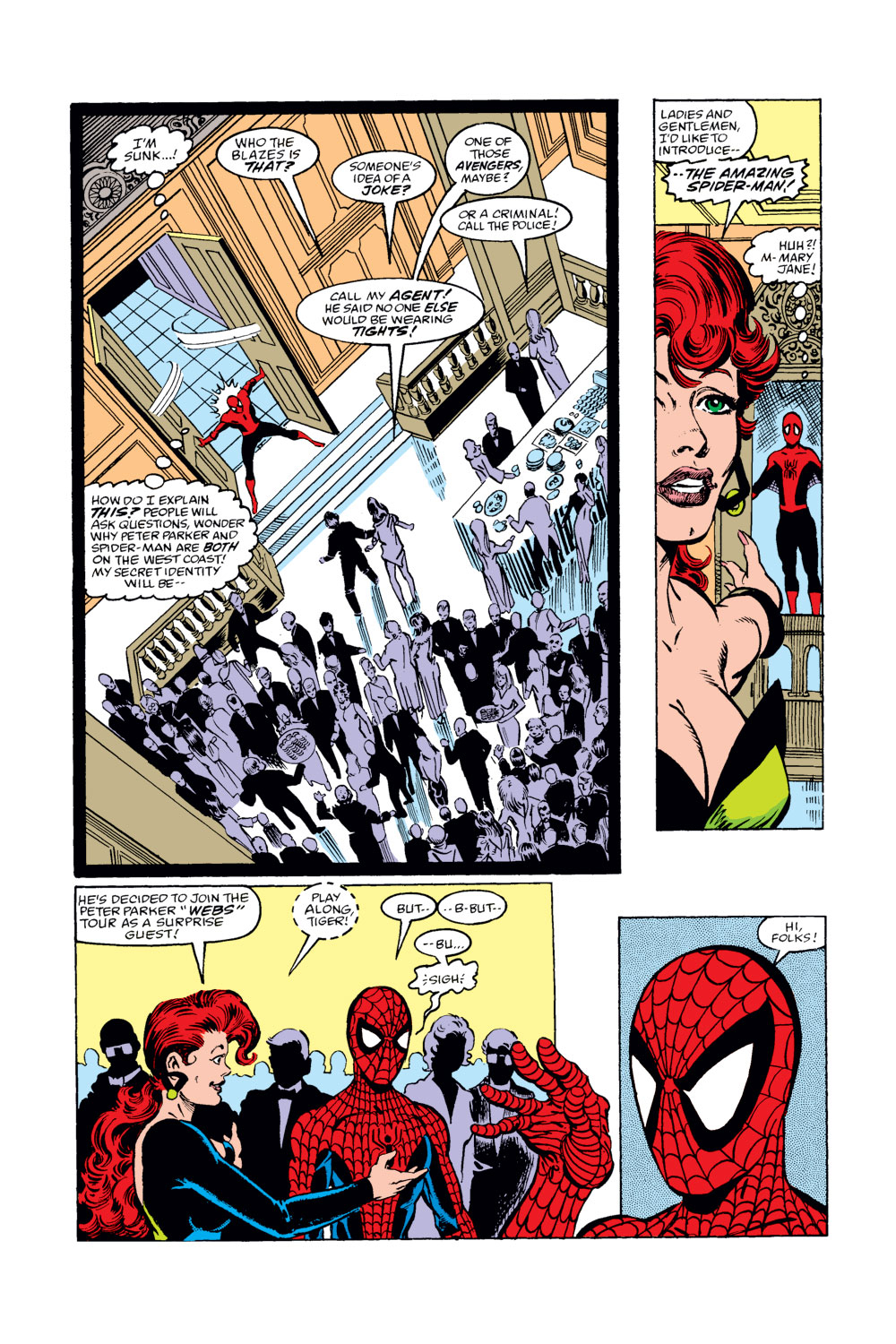 The Amazing Spider-Man (1963) 304 Page 21