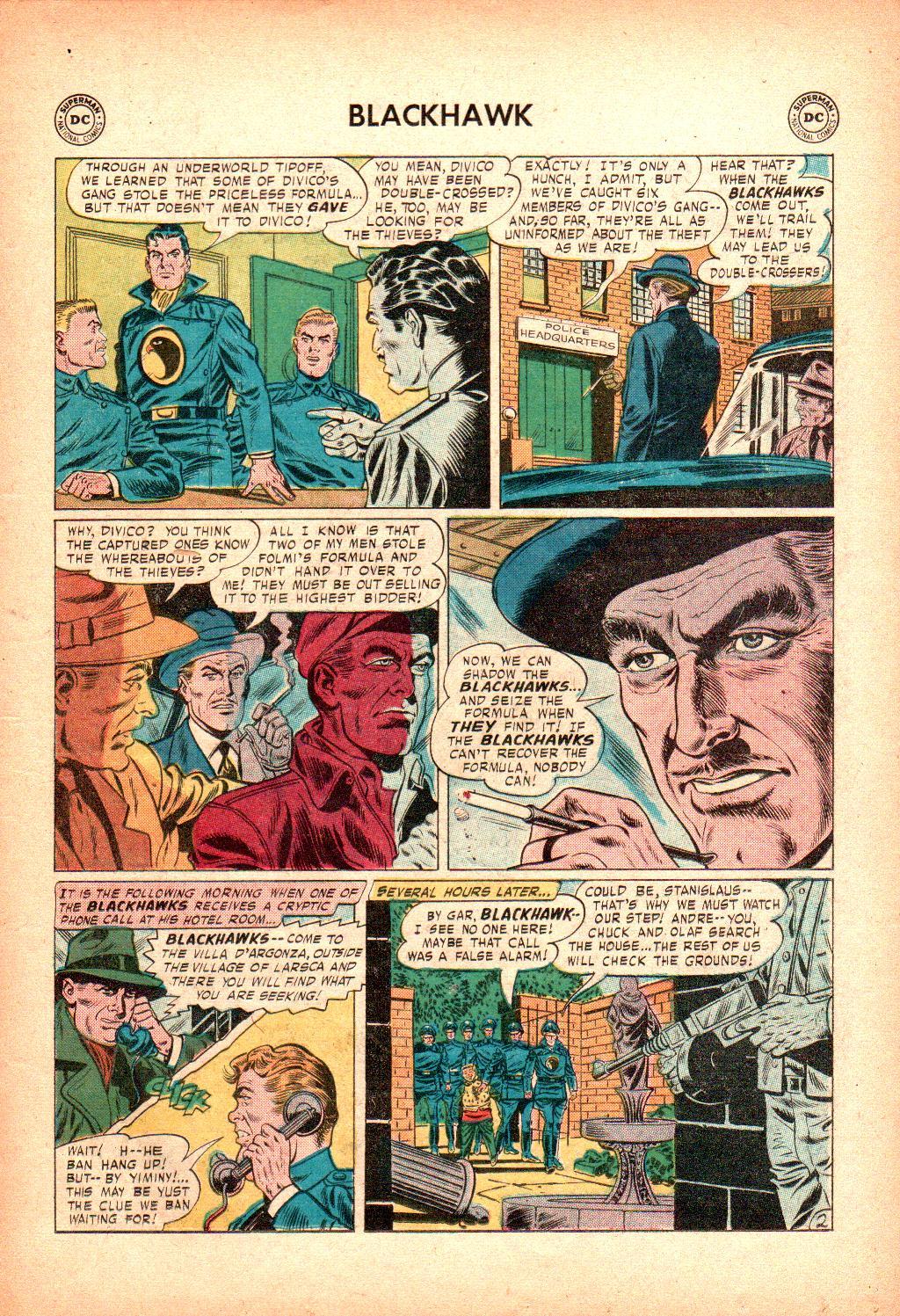Blackhawk (1957) Issue #128 #21 - English 15