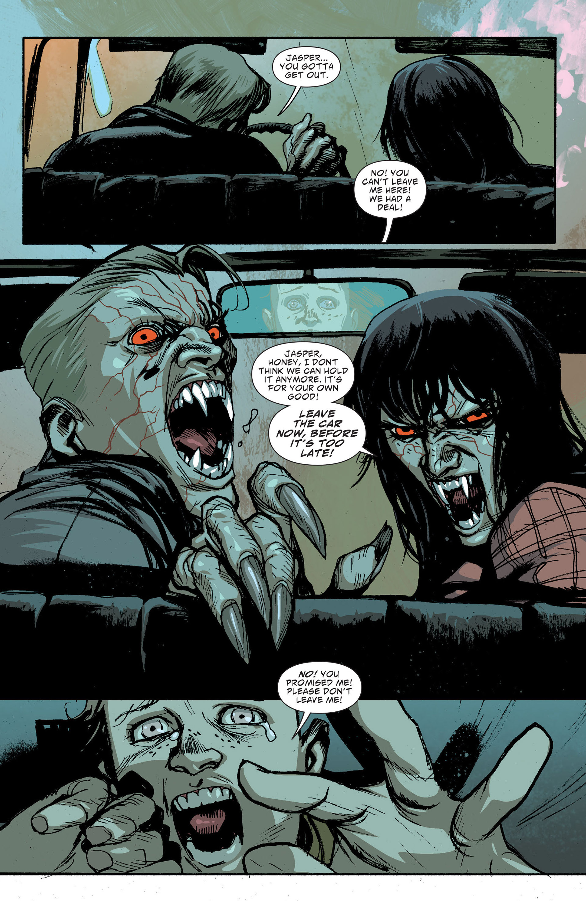 Read online American Vampire: The Long Road To Hell comic -  Issue # Full - 40
