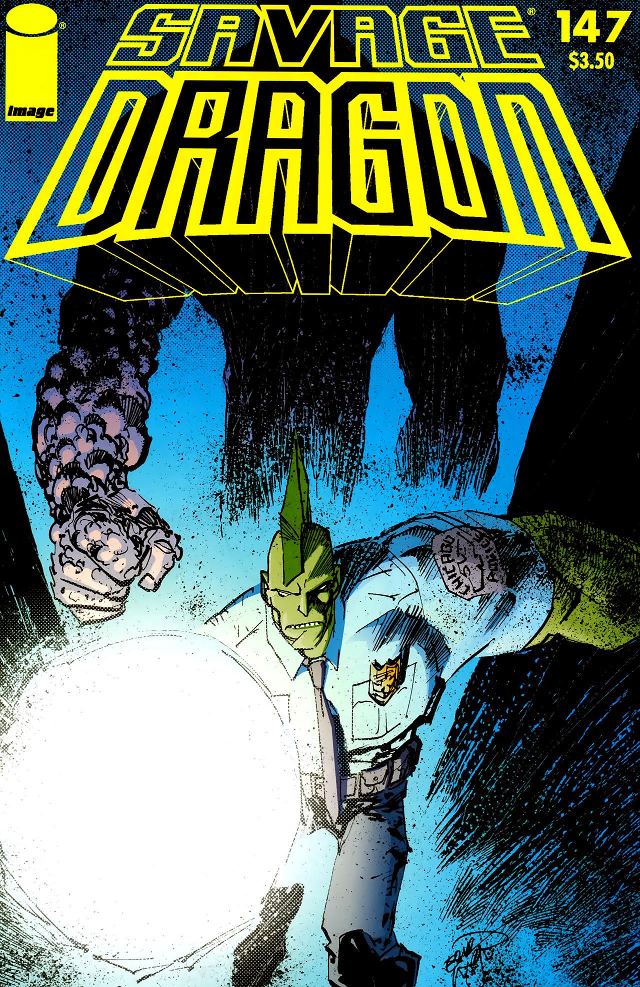 The Savage Dragon (1993) 147 Page 1