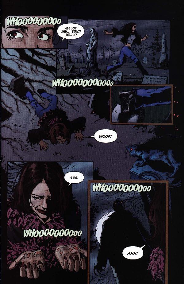 Read online Vampire the Masquerade comic -  Issue # Nosferatu - 19