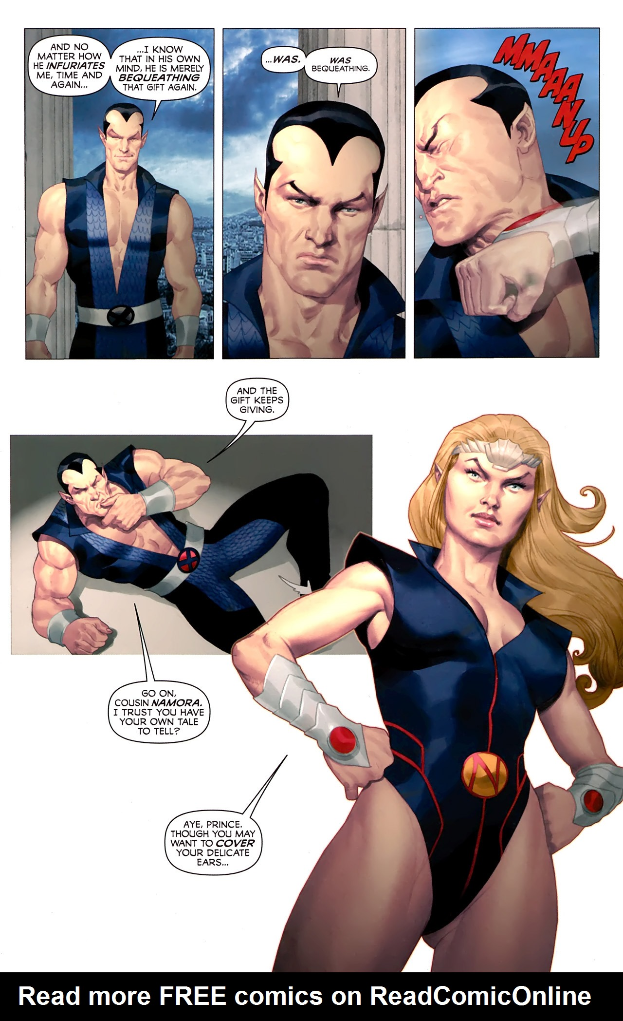 Read online Hercules: Fall of an Avenger comic -  Issue #1 - 15
