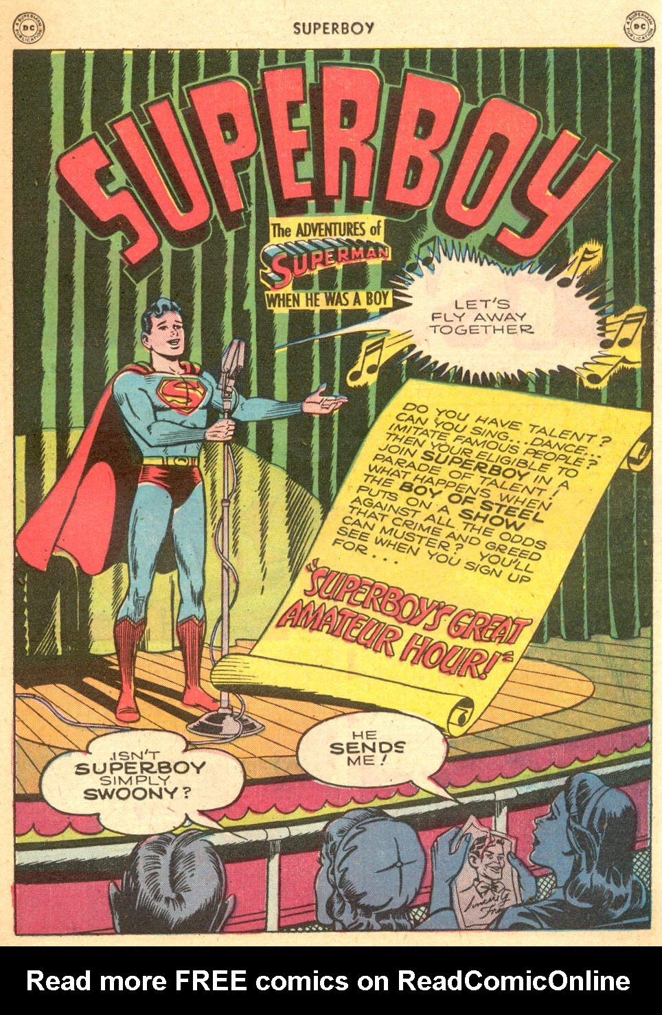 Superboy (1949) issue 3 - Page 28