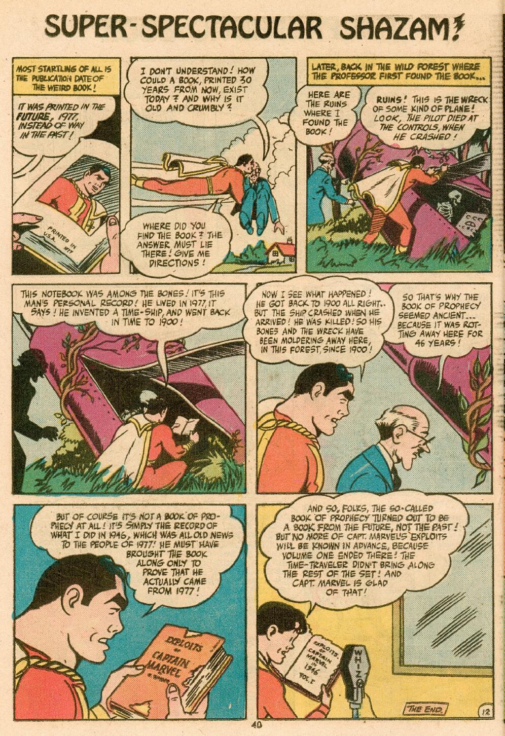 Read online Shazam! (1973) comic -  Issue #14 - 34