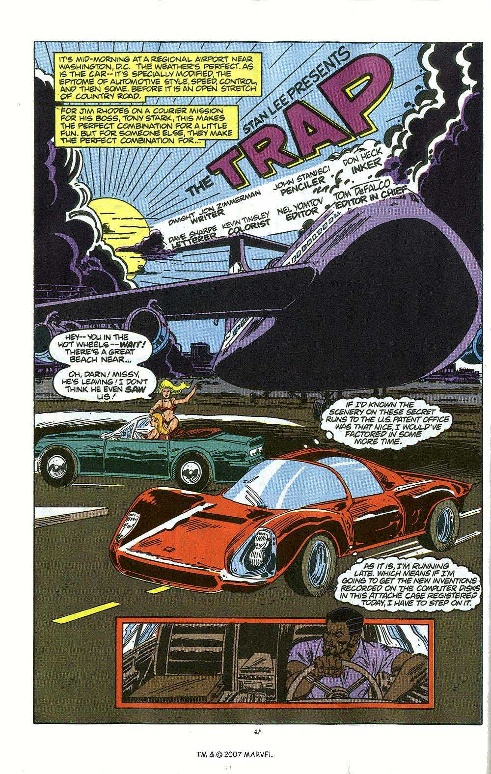 Iron Man Annual issue 12 - Page 44