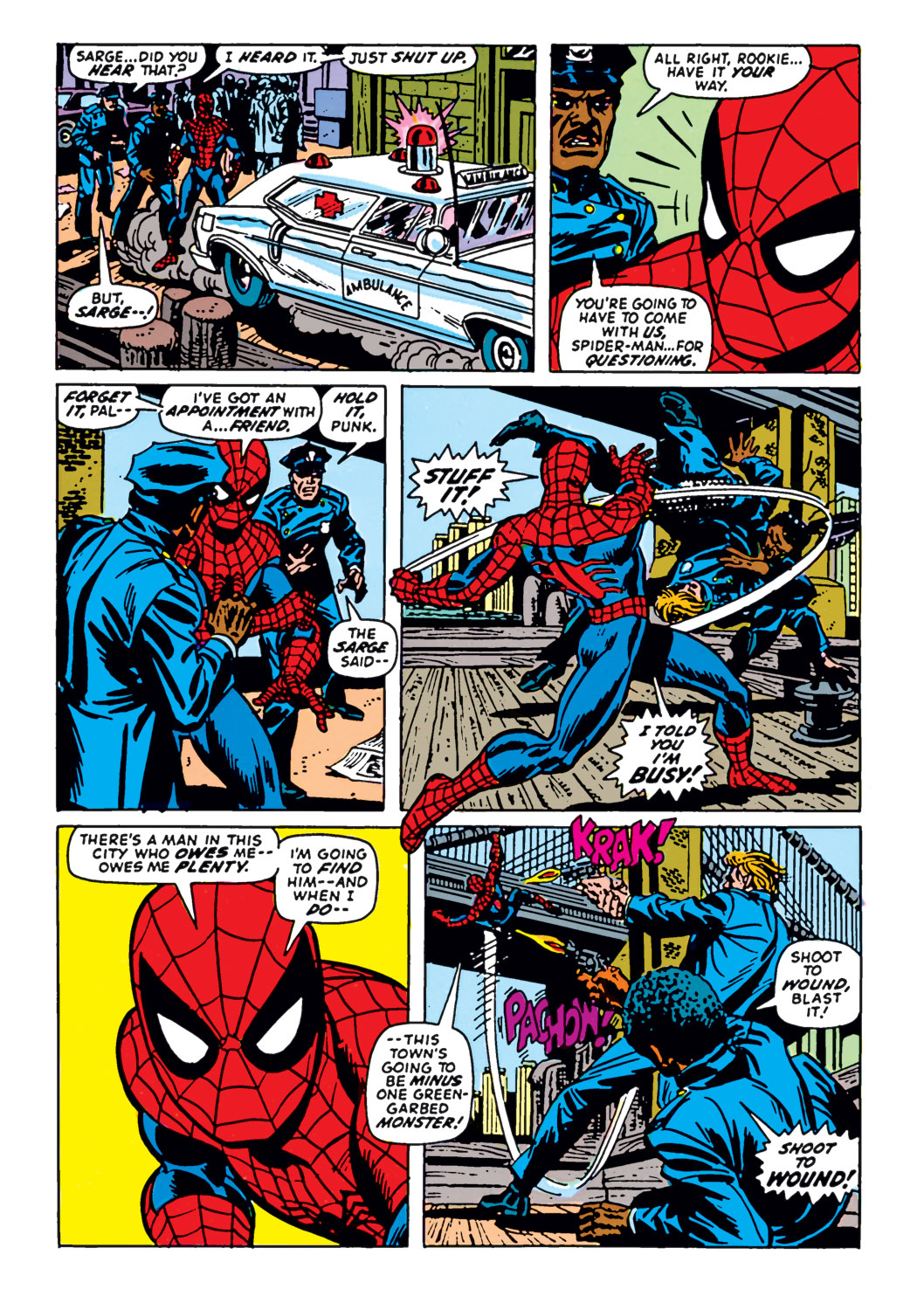 The Amazing Spider-Man (1963) 122 Page 8