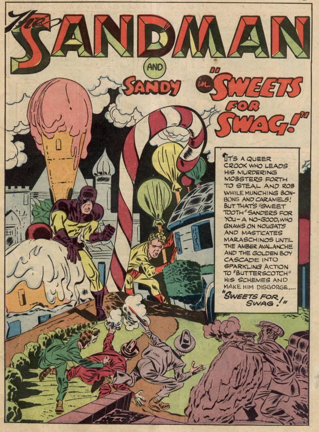Read online Adventure Comics (1938) comic -  Issue #100 - 3
