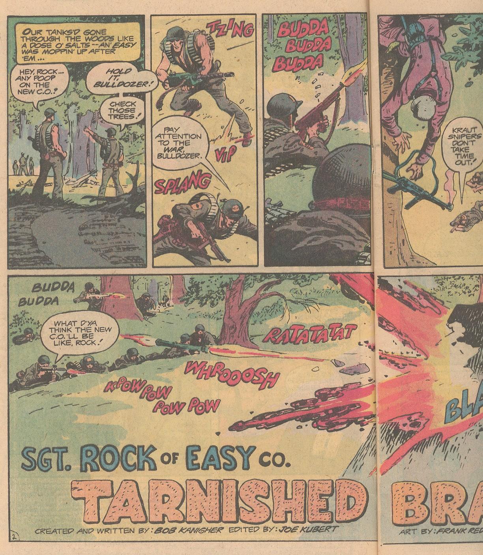 Read online Sgt. Rock comic -  Issue #353 - 3