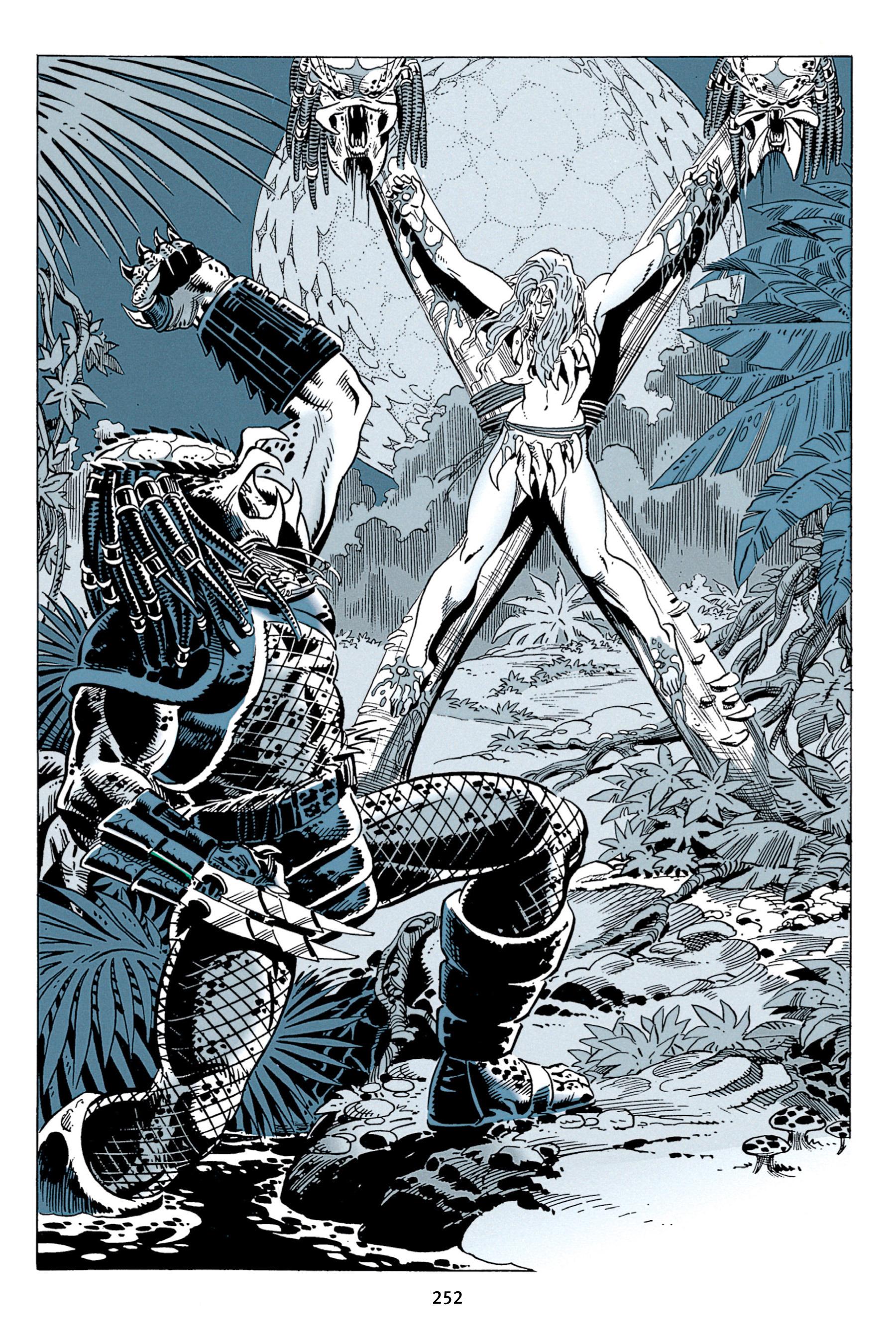 Read online Aliens vs. Predator Omnibus comic -  Issue # _TPB 2 Part 3 - 28
