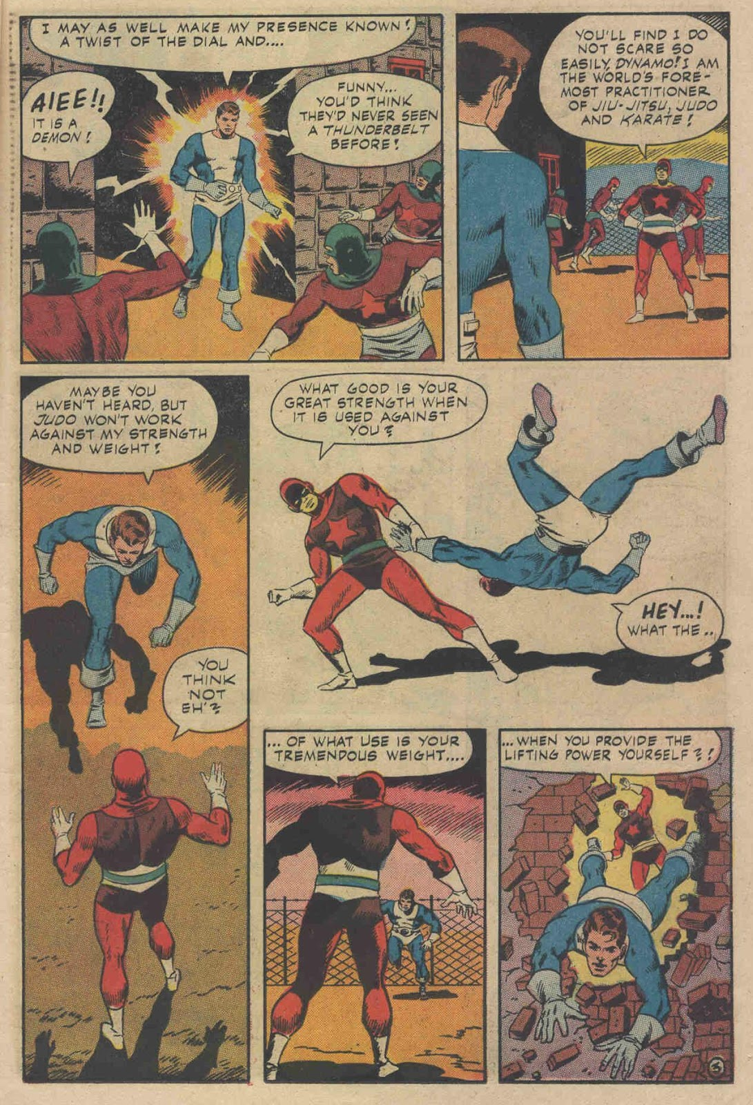 T.H.U.N.D.E.R. Agents (1965) issue 6 - Page 5