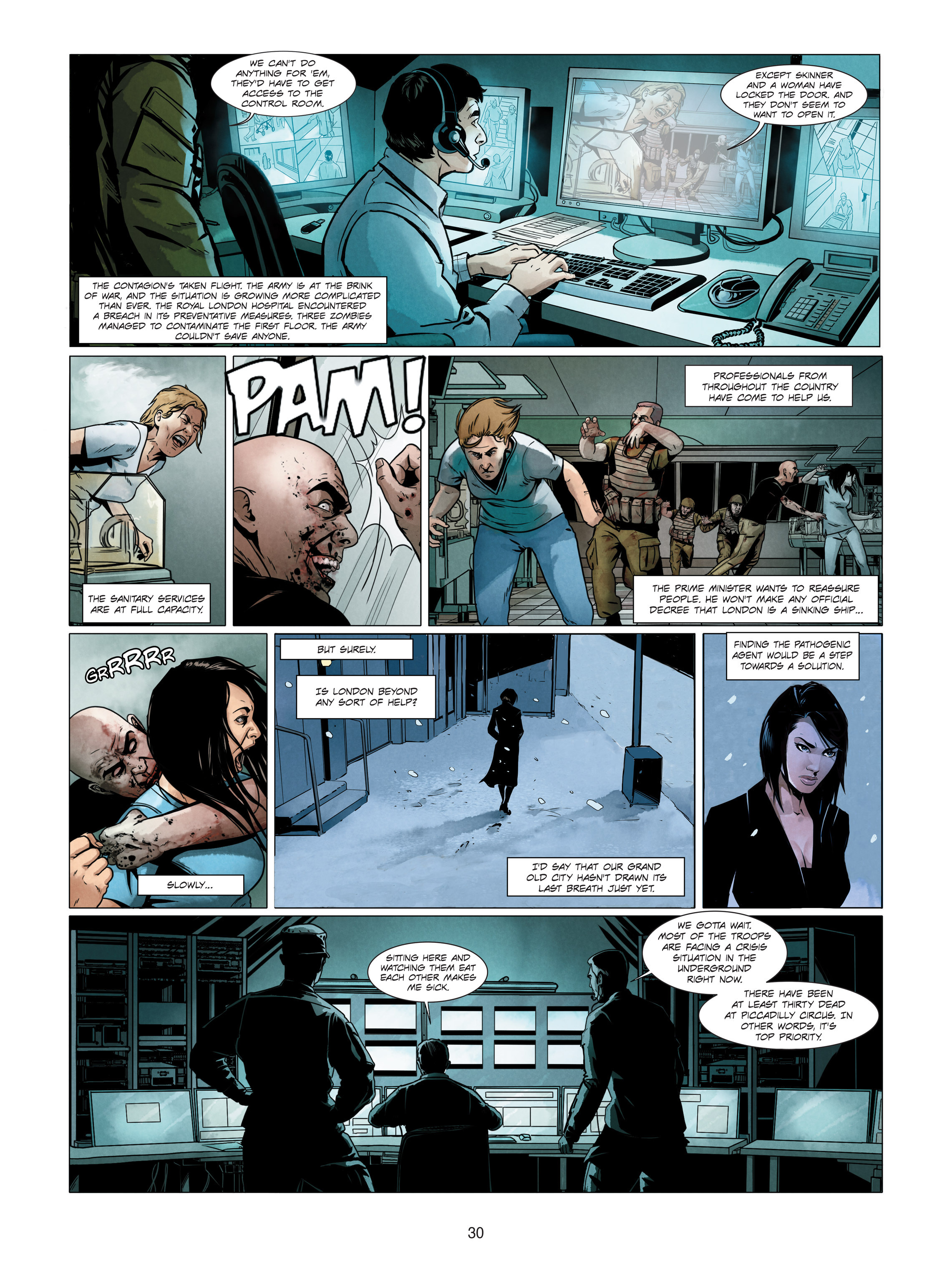 Read online Alice Matheson comic -  Issue #4 - 30