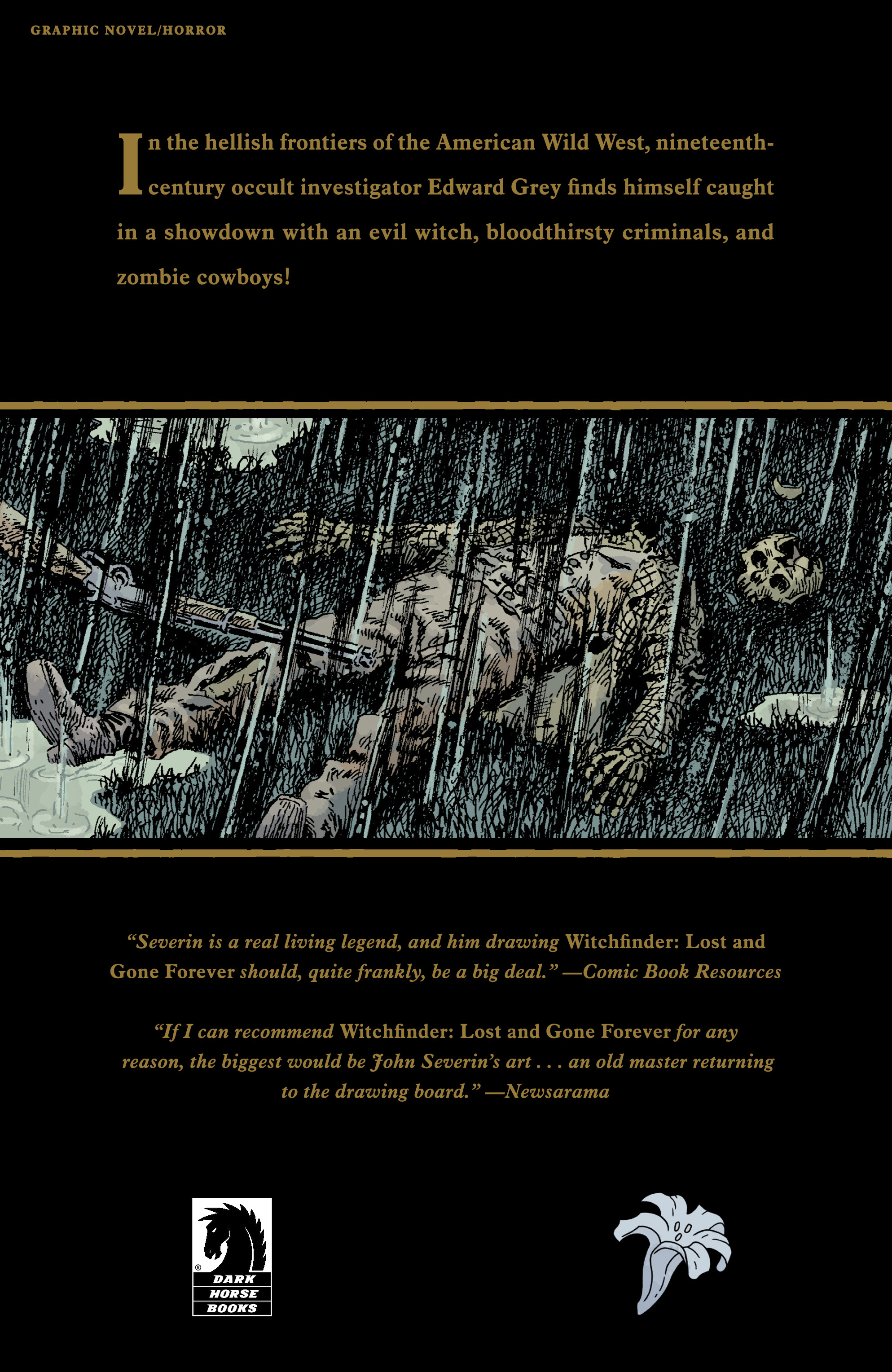 Read online Sir Edward Grey, Witchfinder: Lost and Gone Forever comic -  Issue # TPB - 133