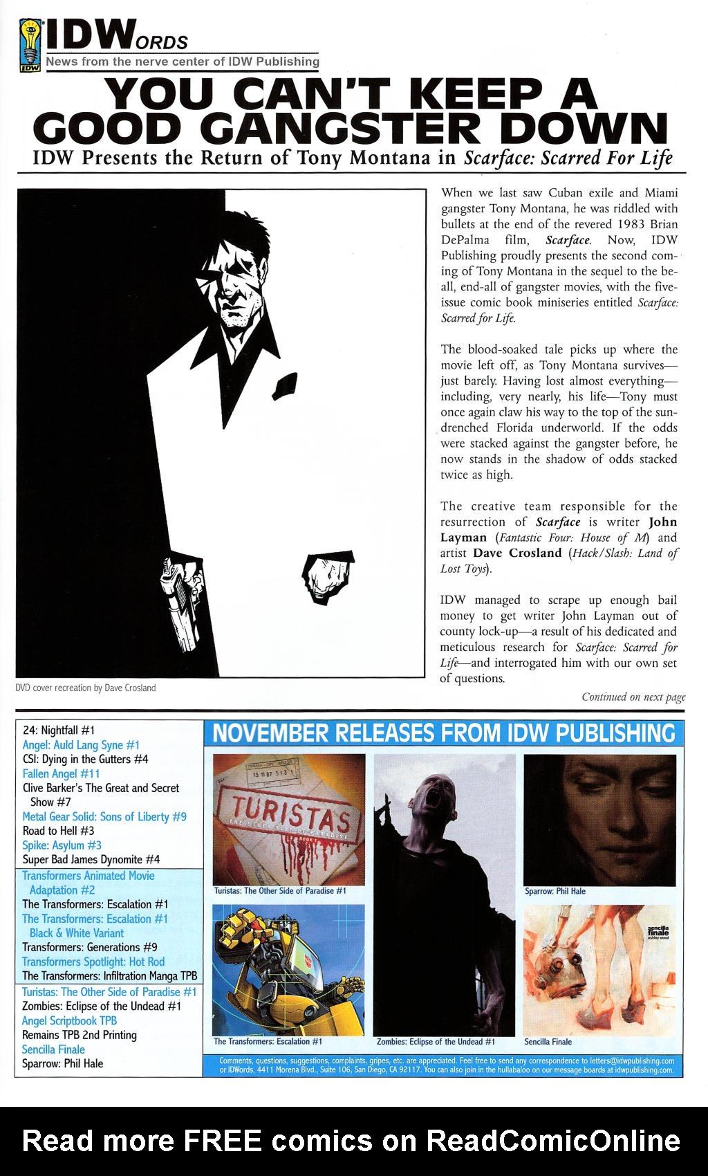 Read online Wormwood: Gentleman Corpse comic -  Issue #4 - 32