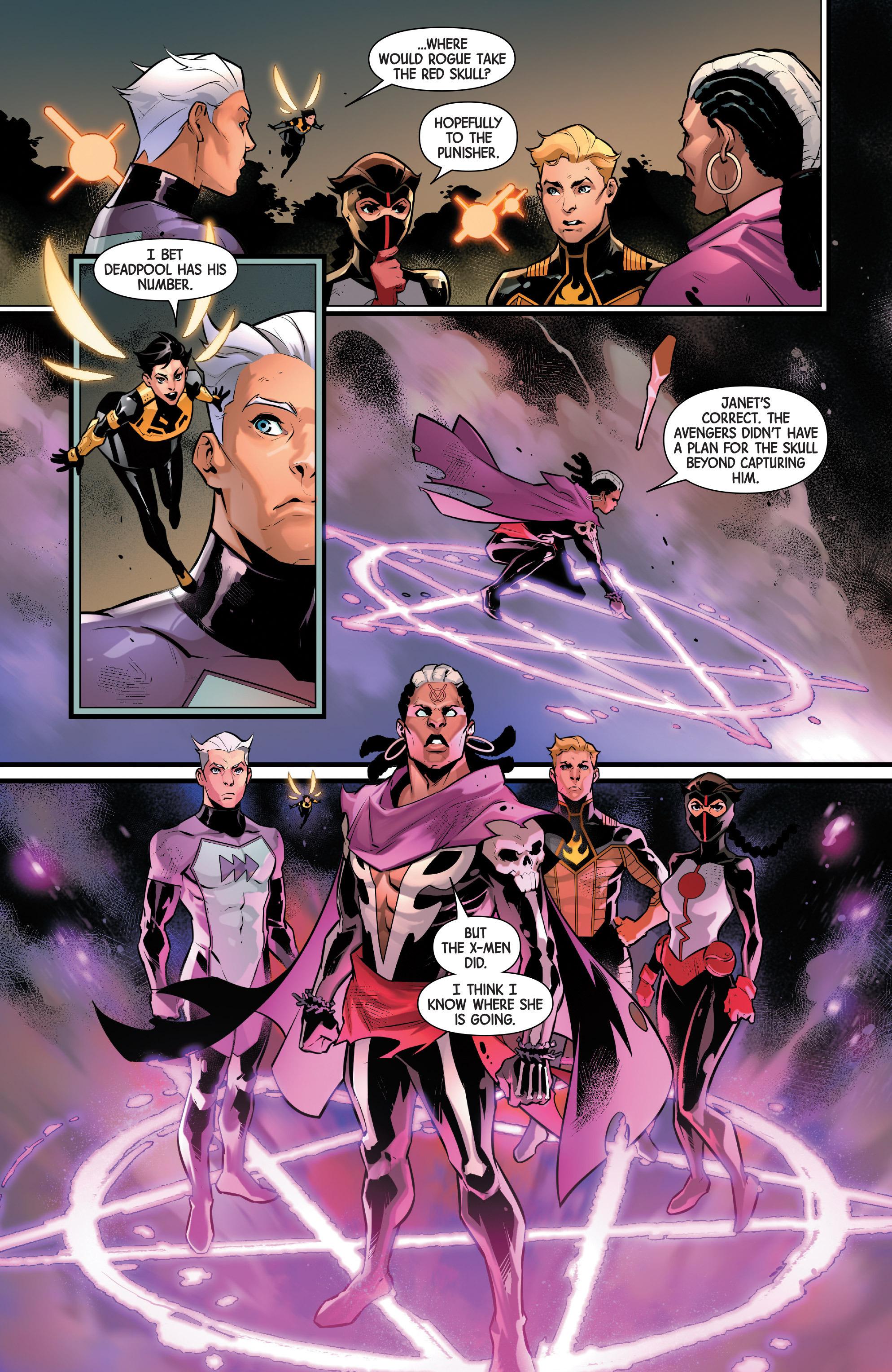 Read online Uncanny Avengers [II] comic -  Issue #21 - 20