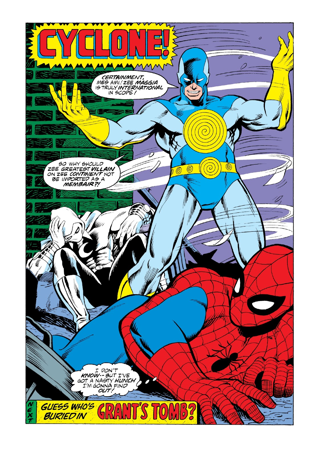Read online Marvel Masterworks: The Spectacular Spider-Man comic -  Issue # TPB 2 (Part 2) - 34