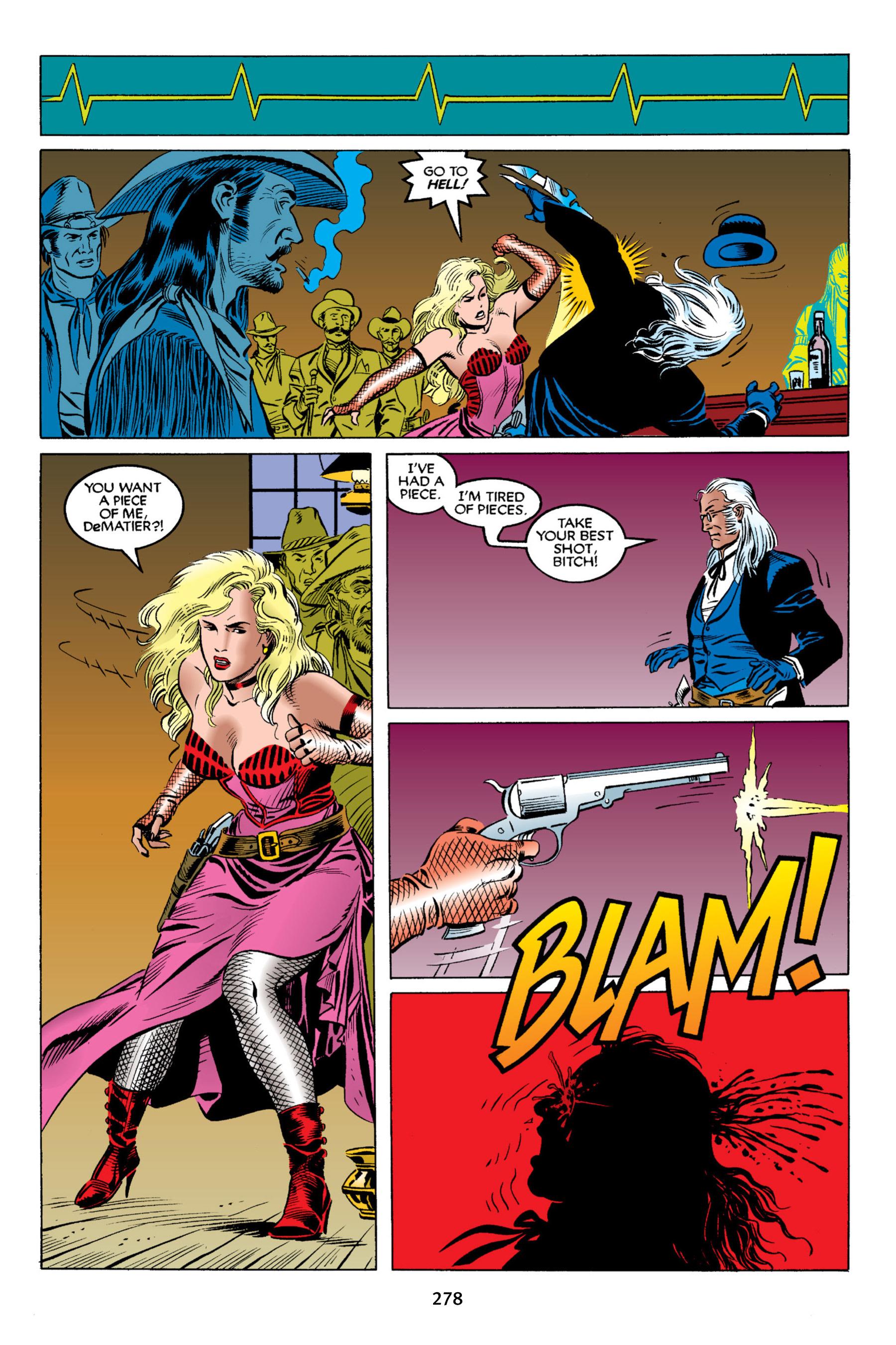 Read online Aliens vs. Predator Omnibus comic -  Issue # _TPB 2 Part 3 - 53
