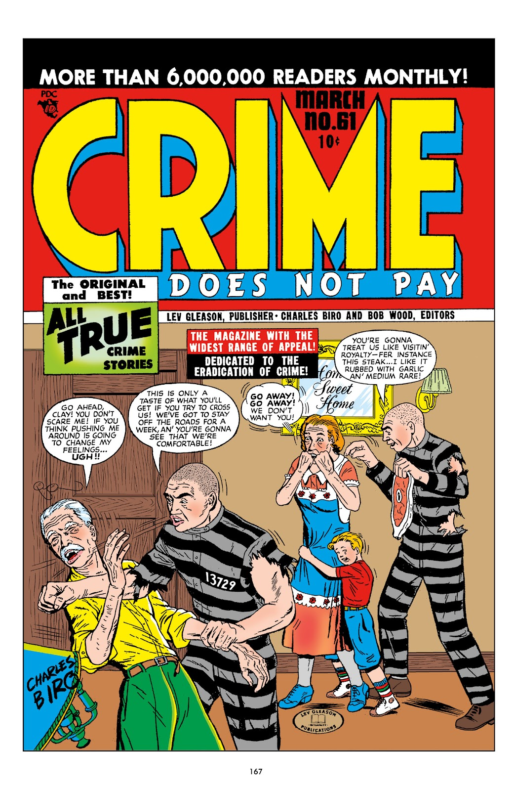 Read online Crime Does Not Pay Archives comic -  Issue # TPB 10 (Part 2) - 68