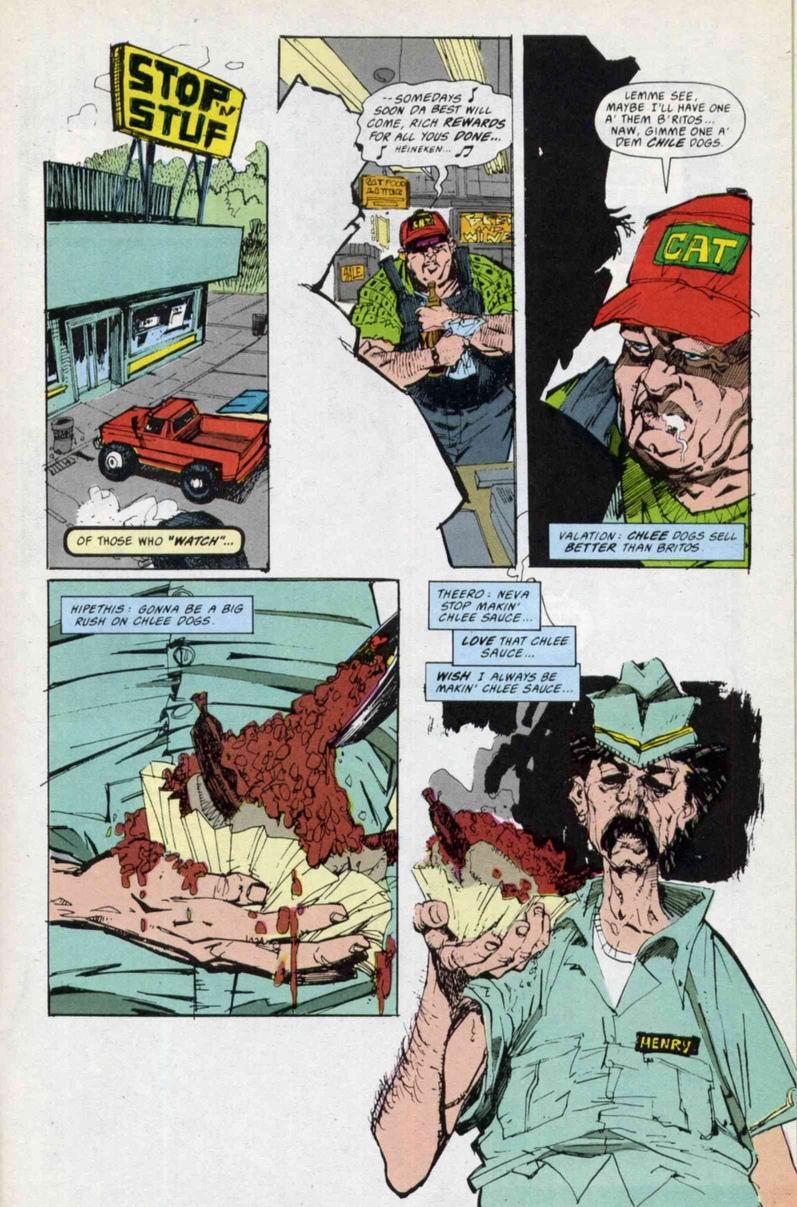 Read online Doctor Zero comic -  Issue #3 - 29
