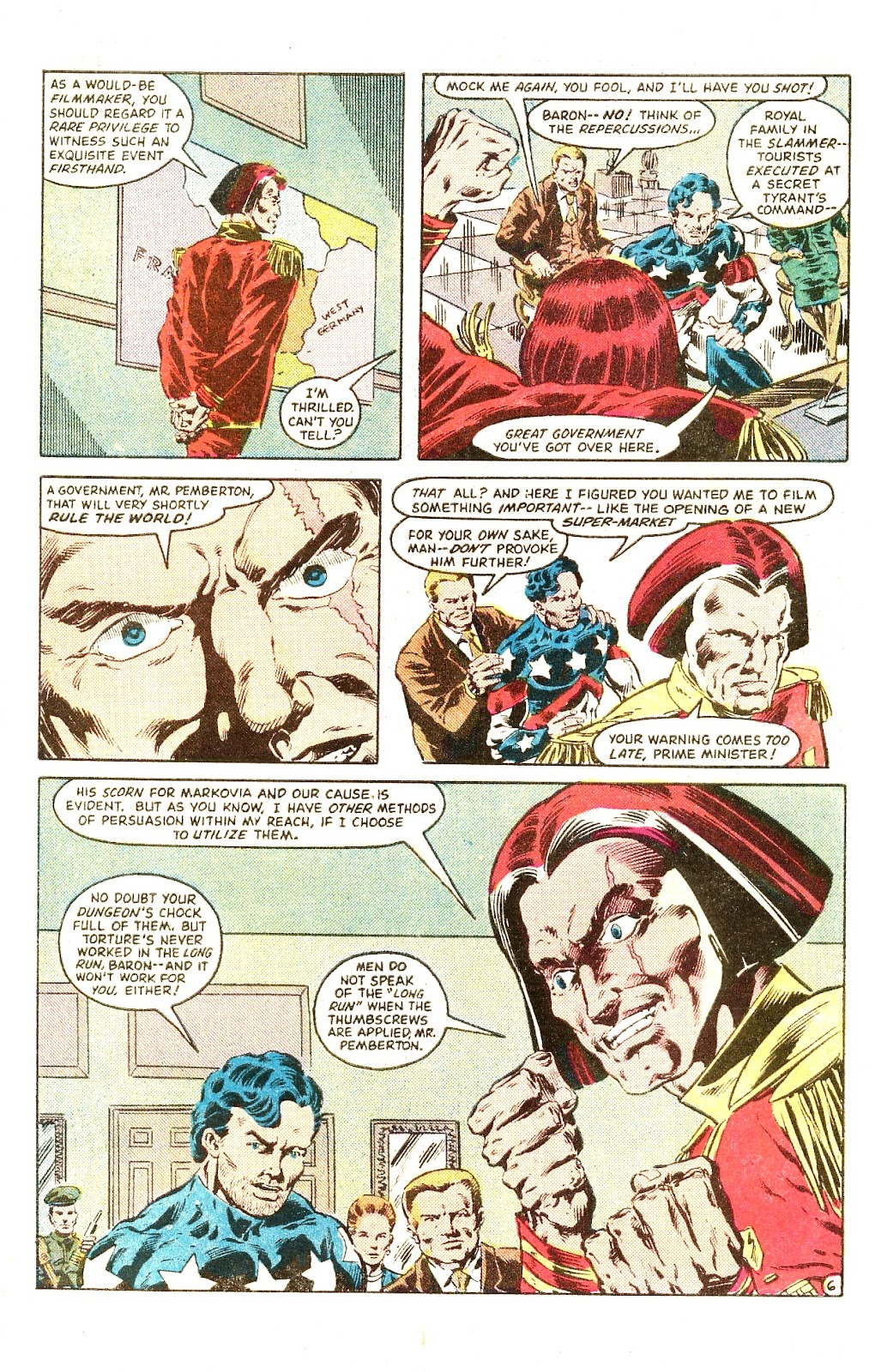 Infinity Inc. (1984) issue Special - Page 10