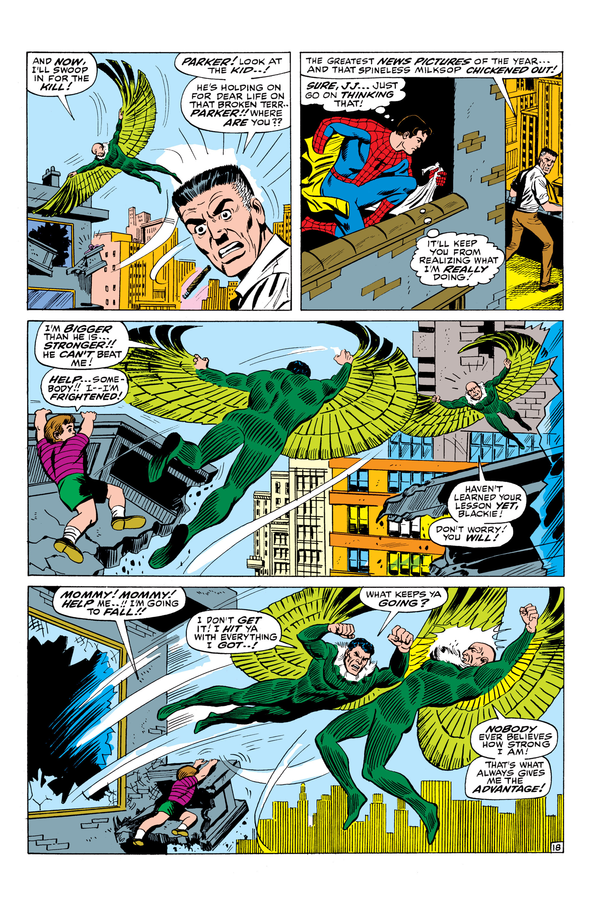 The Amazing Spider-Man (1963) 63 Page 18