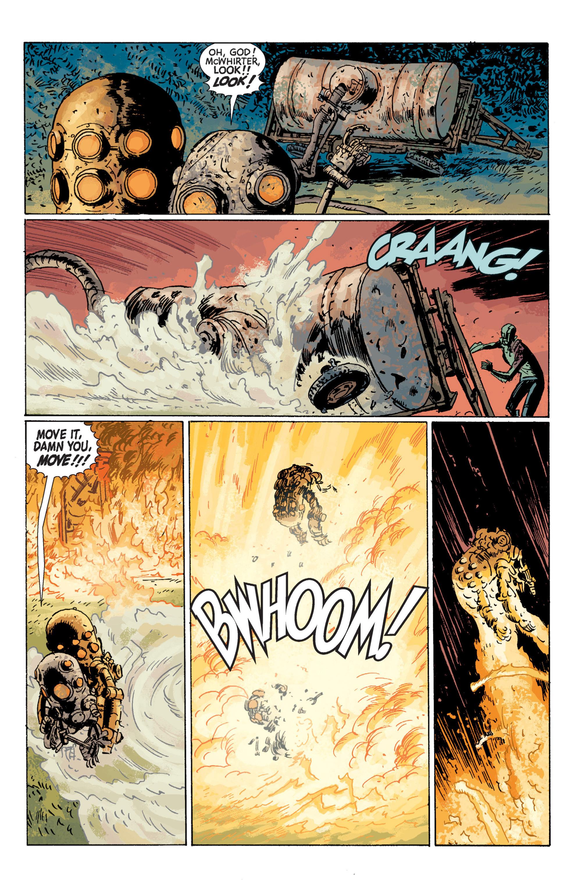 Read online B.P.R.D. (2003) comic -  Issue # TPB 7 - 125