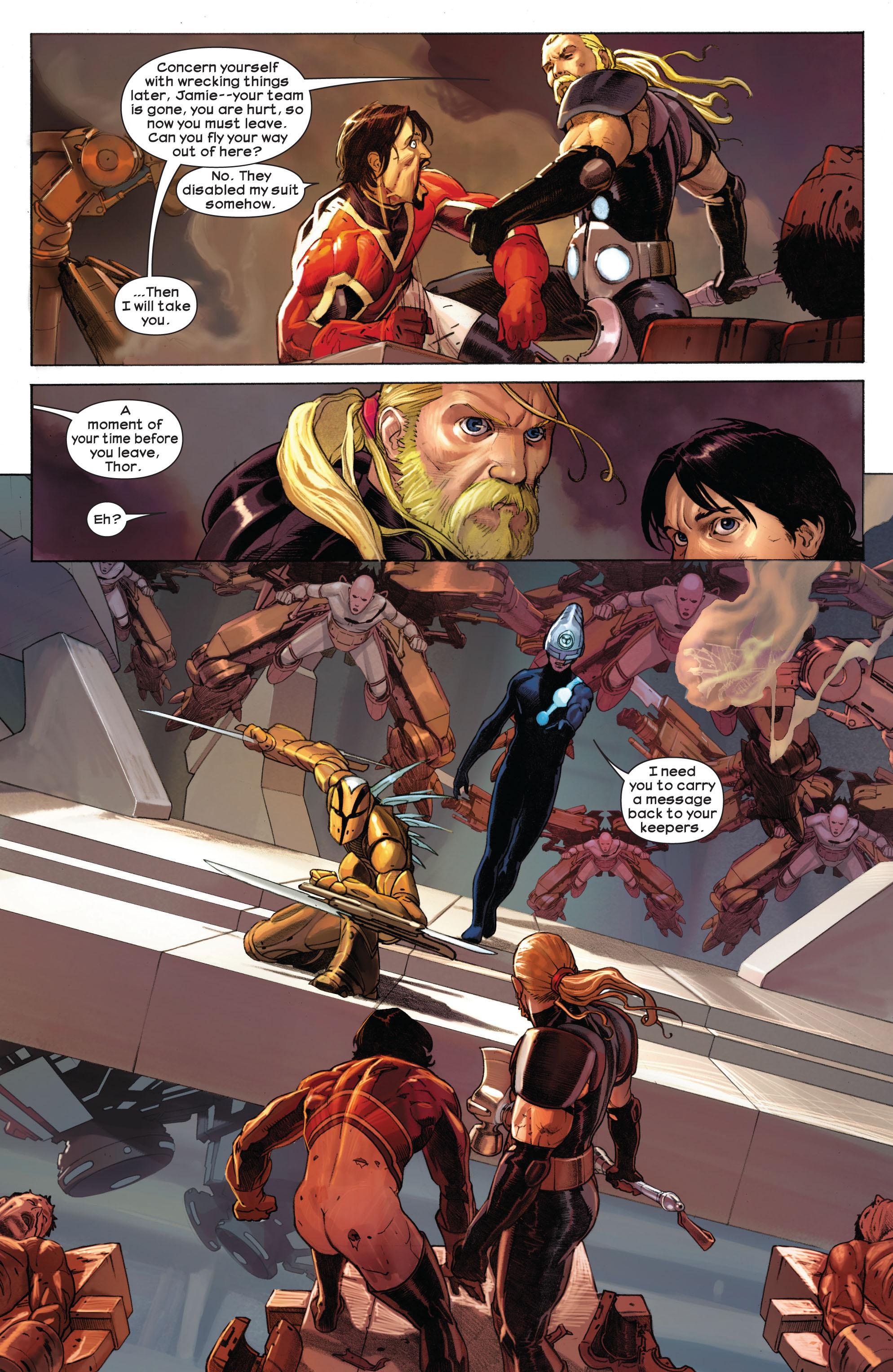 Read online Secret Wars Prelude comic -  Issue # Full - 132
