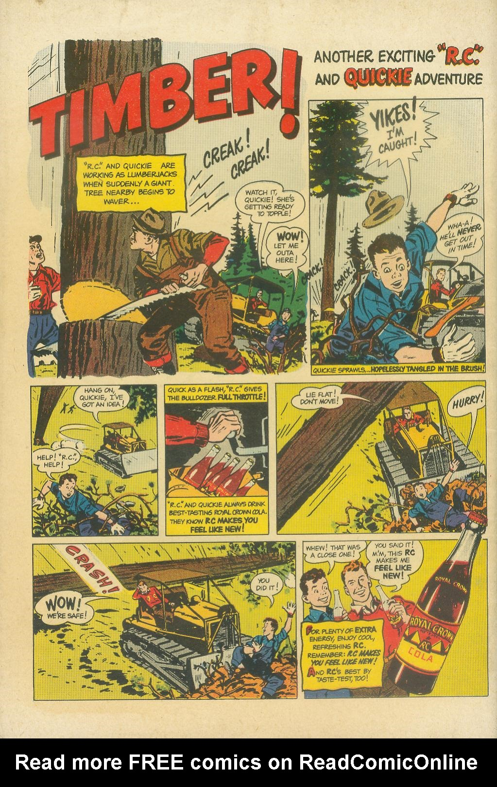 Read online All-Star Western (1951) comic -  Issue #61 - 44