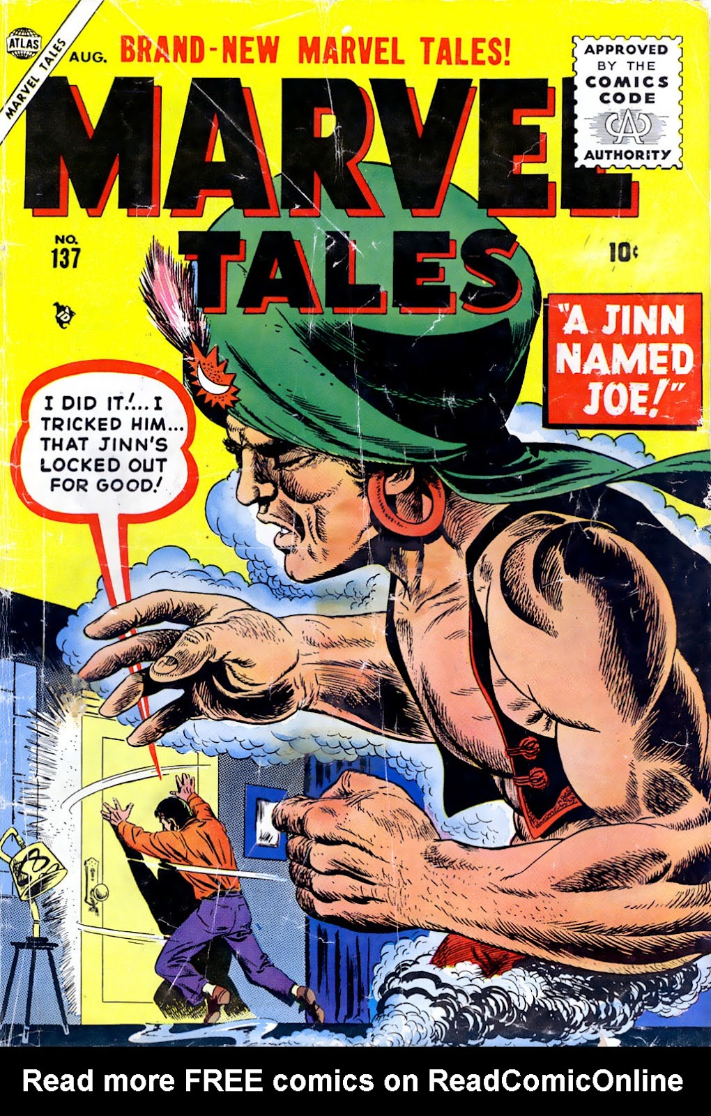 Marvel Tales (1949) 137 Page 1