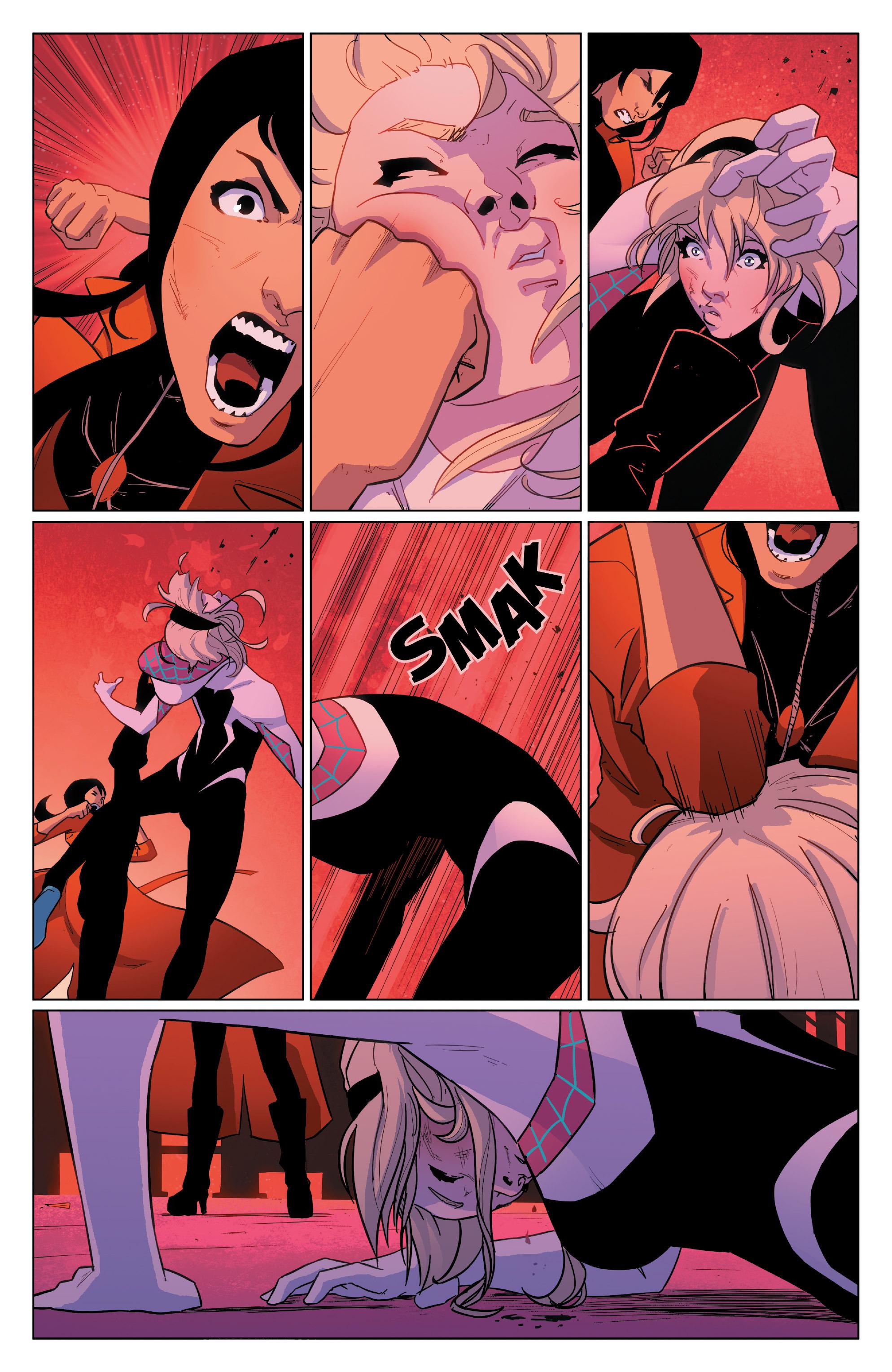 Read online Spider-Women Omega comic -  Issue # Full - 25